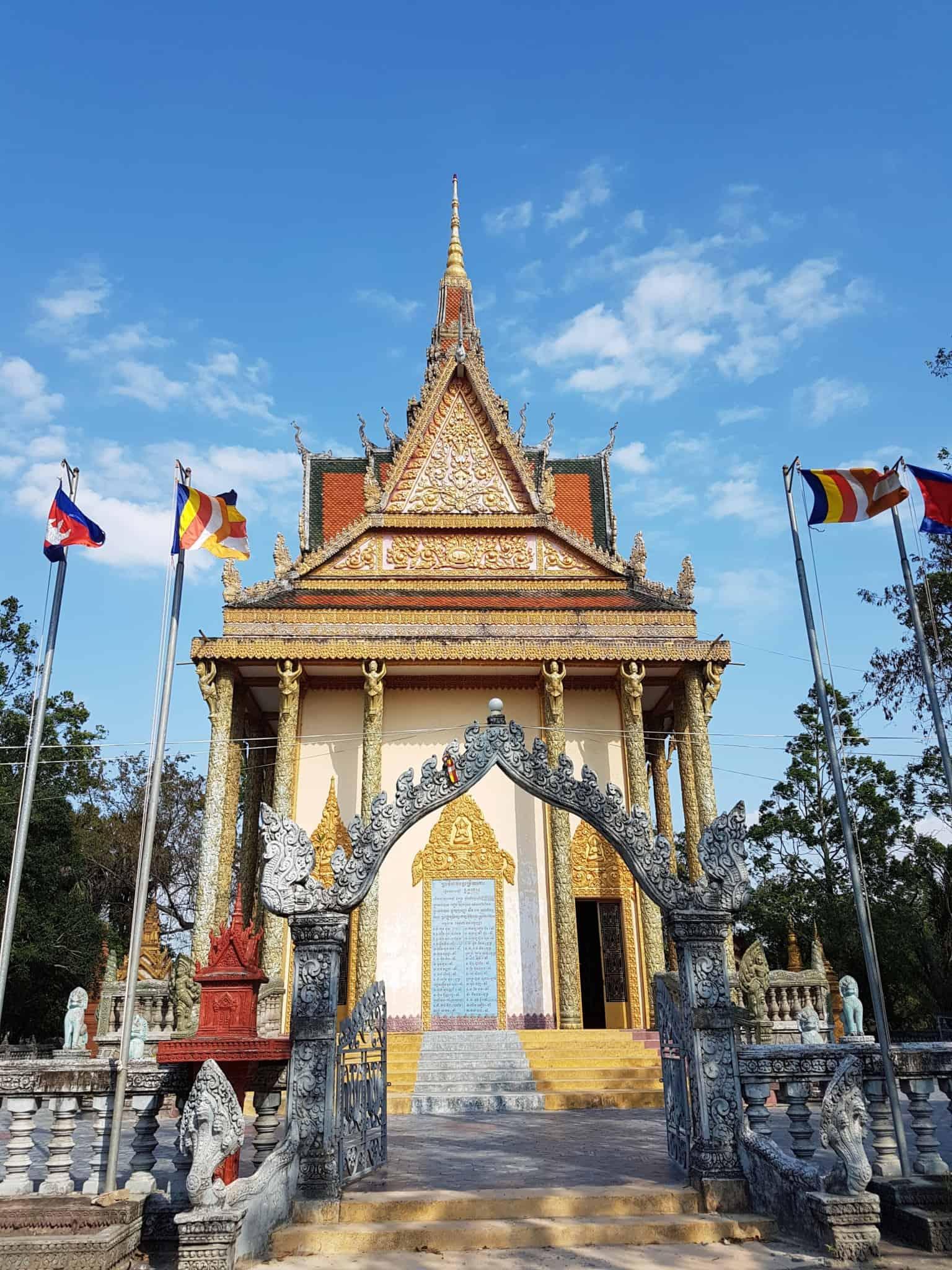 Cambodge, marais salants et hôtel de folie à Kampot 🤩 10