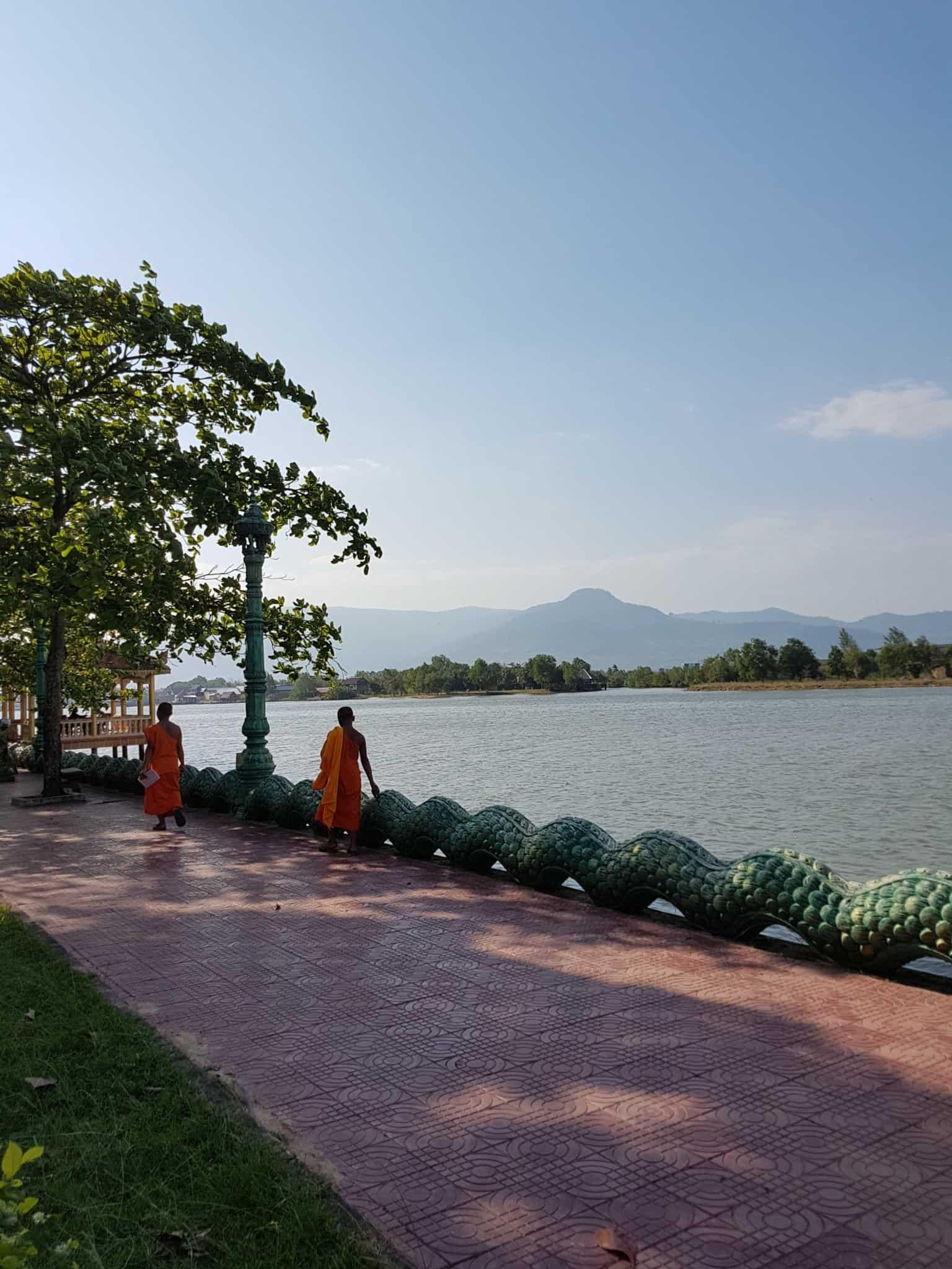 Cambodge, marais salants et hôtel de folie à Kampot 🤩 11