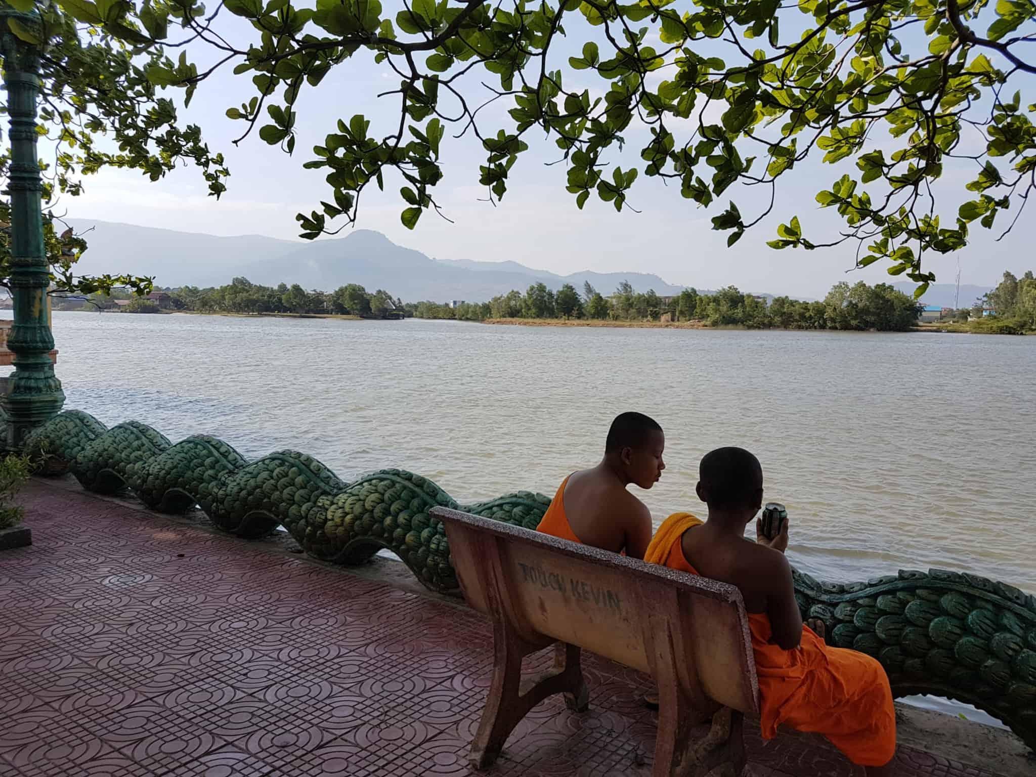 Cambodge, marais salants et hôtel de folie à Kampot 🤩 13