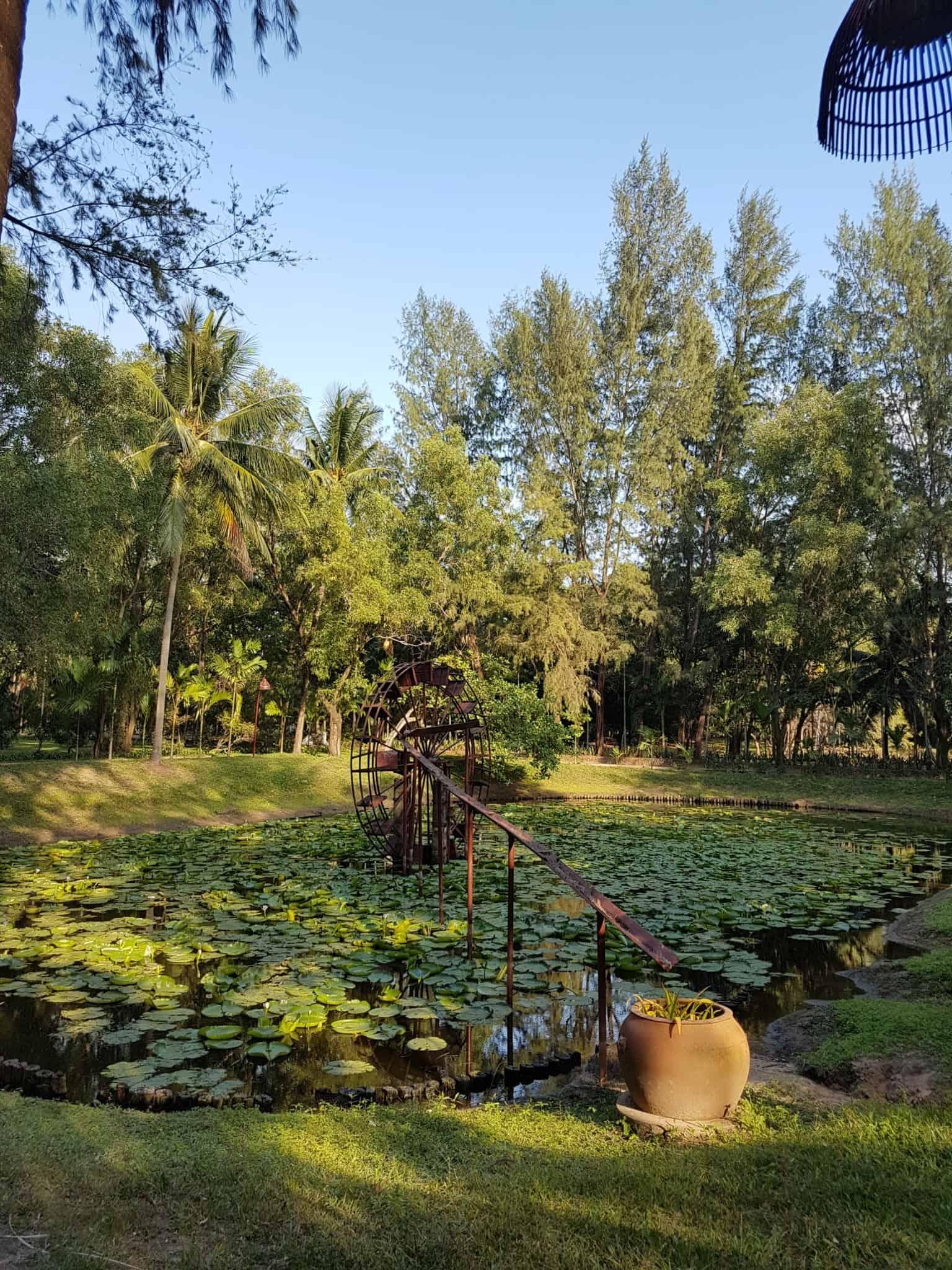 Cambodge, marais salants et hôtel de folie à Kampot 🤩 15