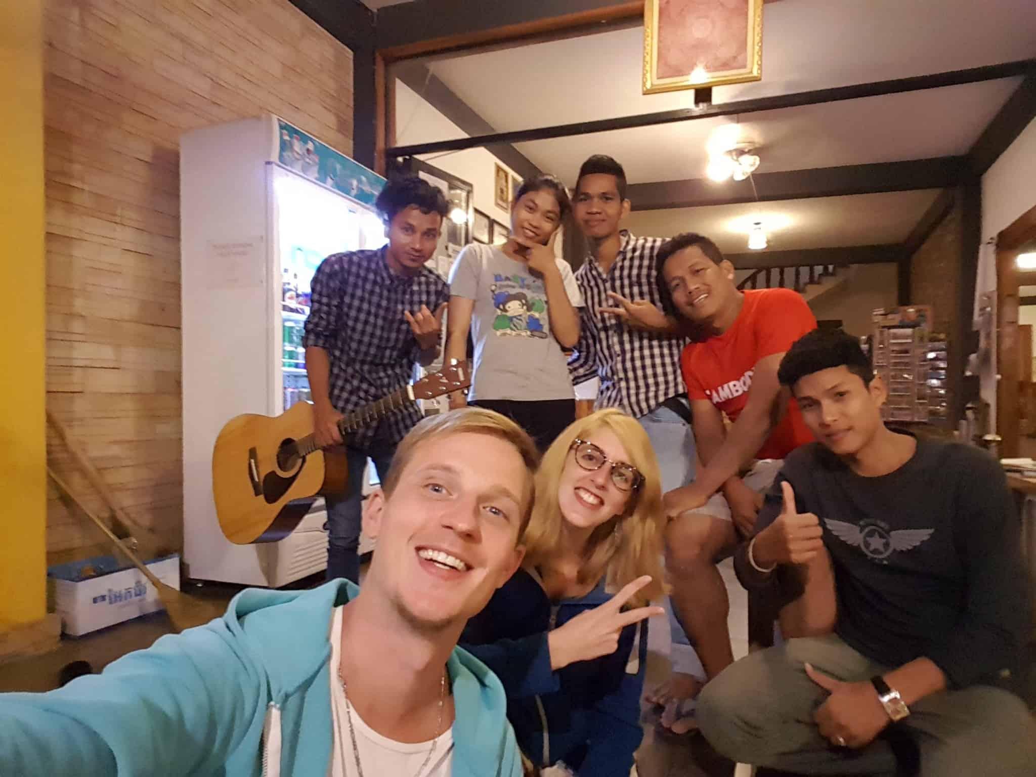 Cambodge, marais salants et hôtel de folie à Kampot 🤩 23