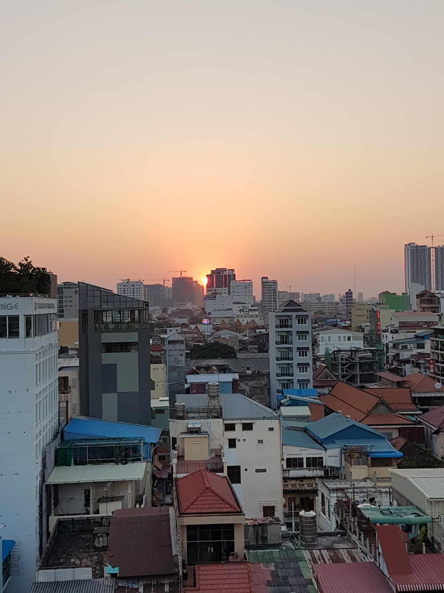 Cambodge, premiers pas à Phnom Penh 👟 6