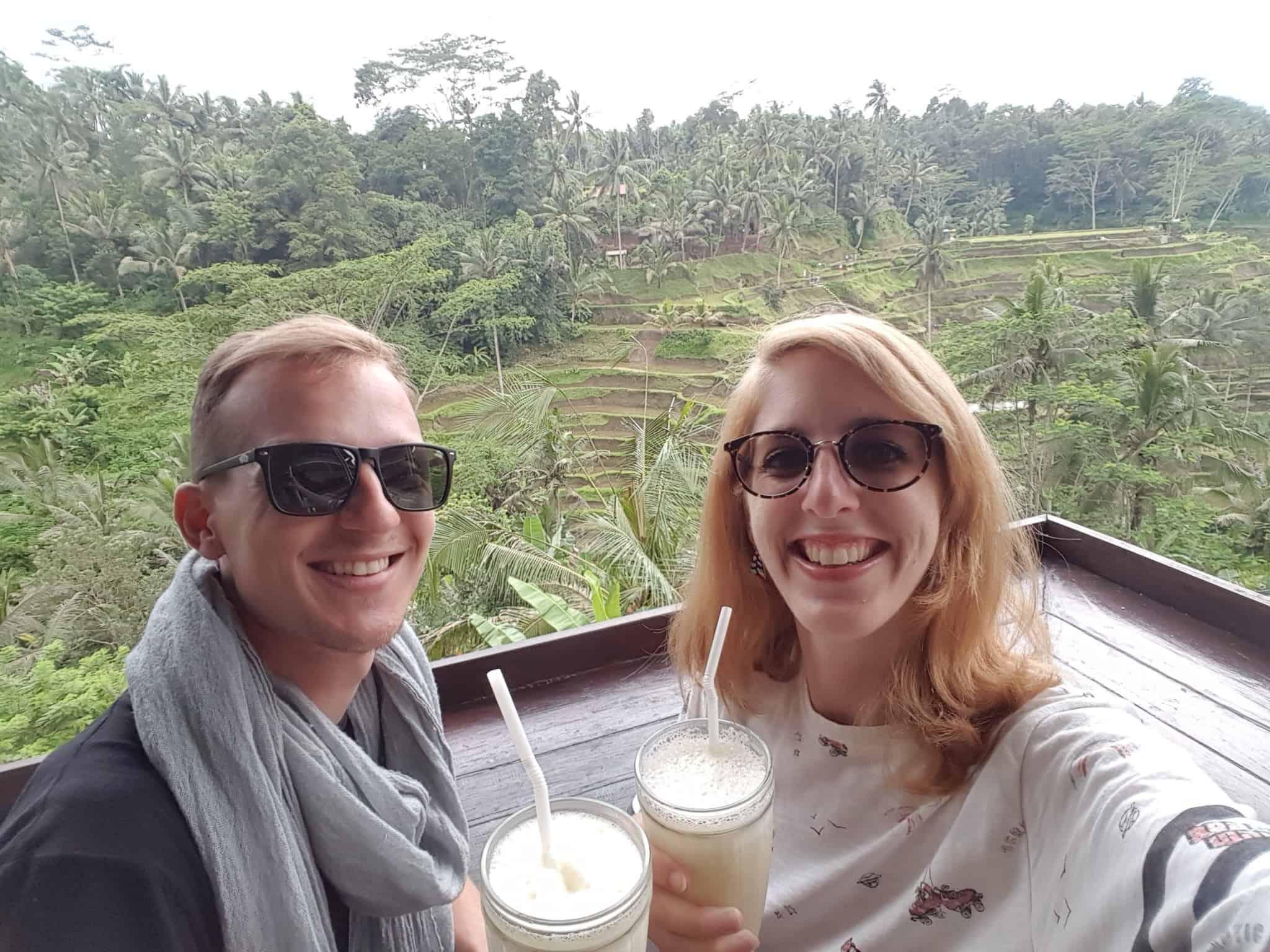 Bali, les rizières de Tegallalang et le temple Pura Tirta Empul🌱 14