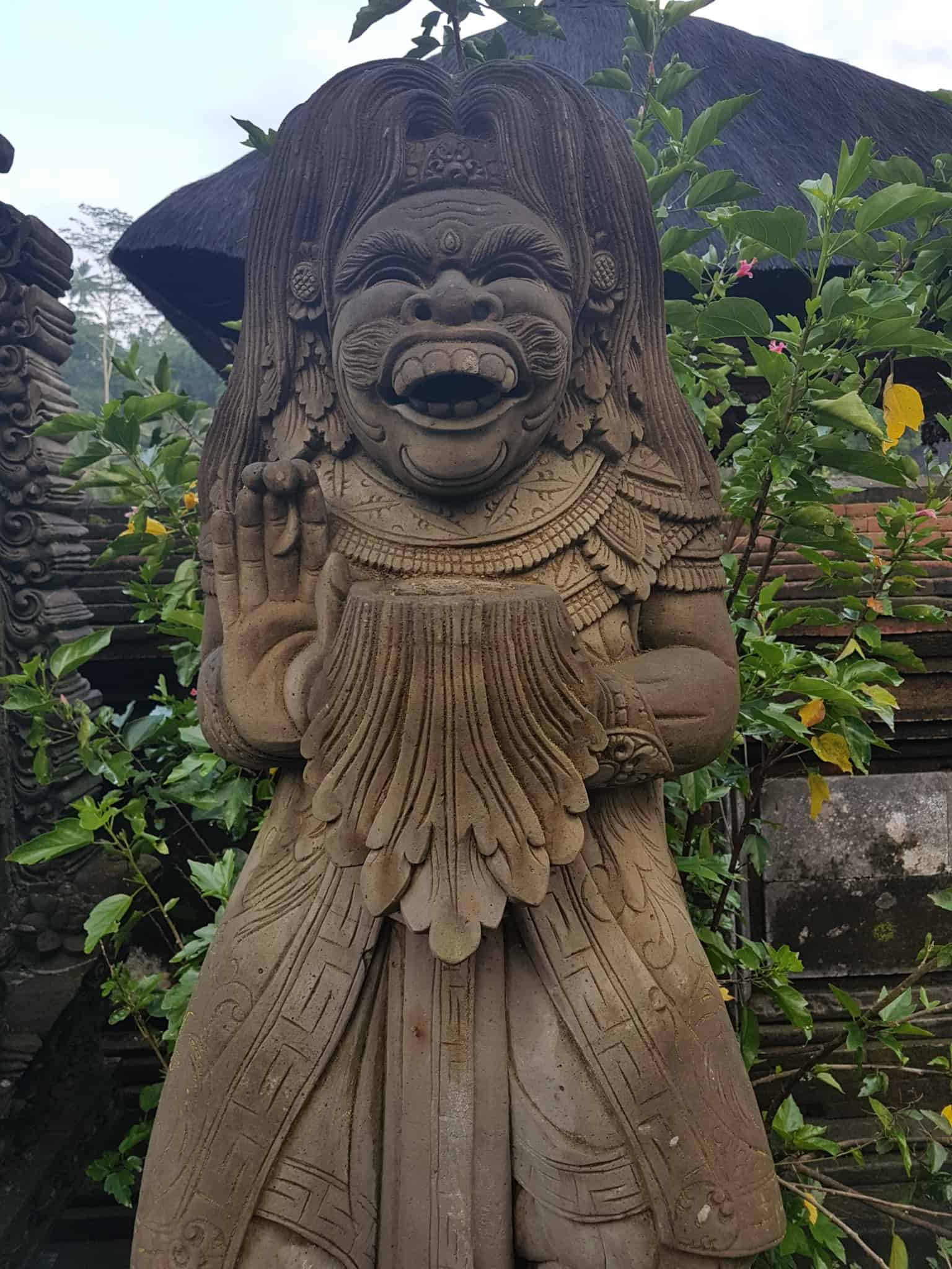 Bali, les rizières de Tegallalang et le temple Pura Tirta Empul🌱 28