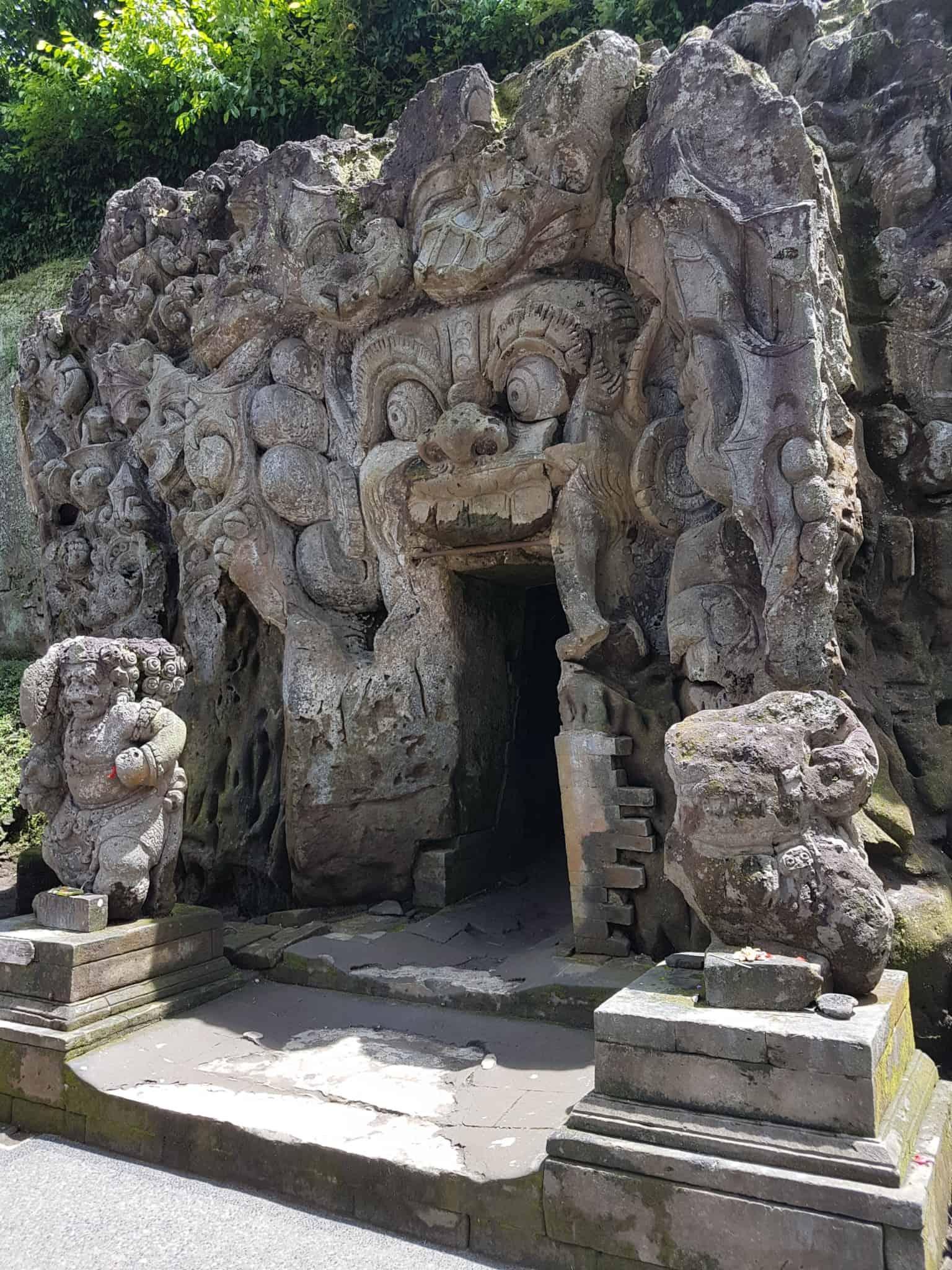 Bali, le joli et atypique temple Goa Gajah 🛕 4