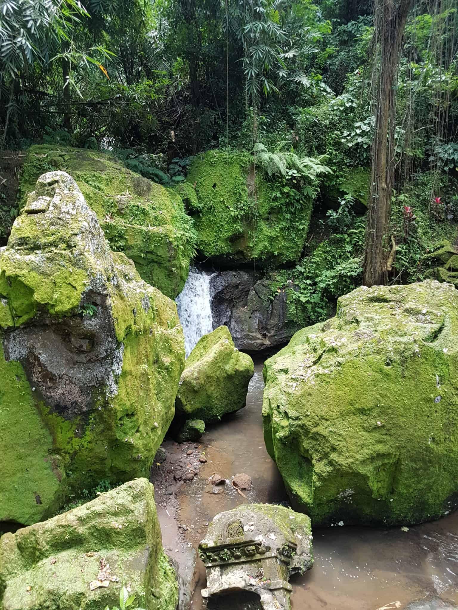 Bali, le joli et atypique temple Goa Gajah 🛕 3