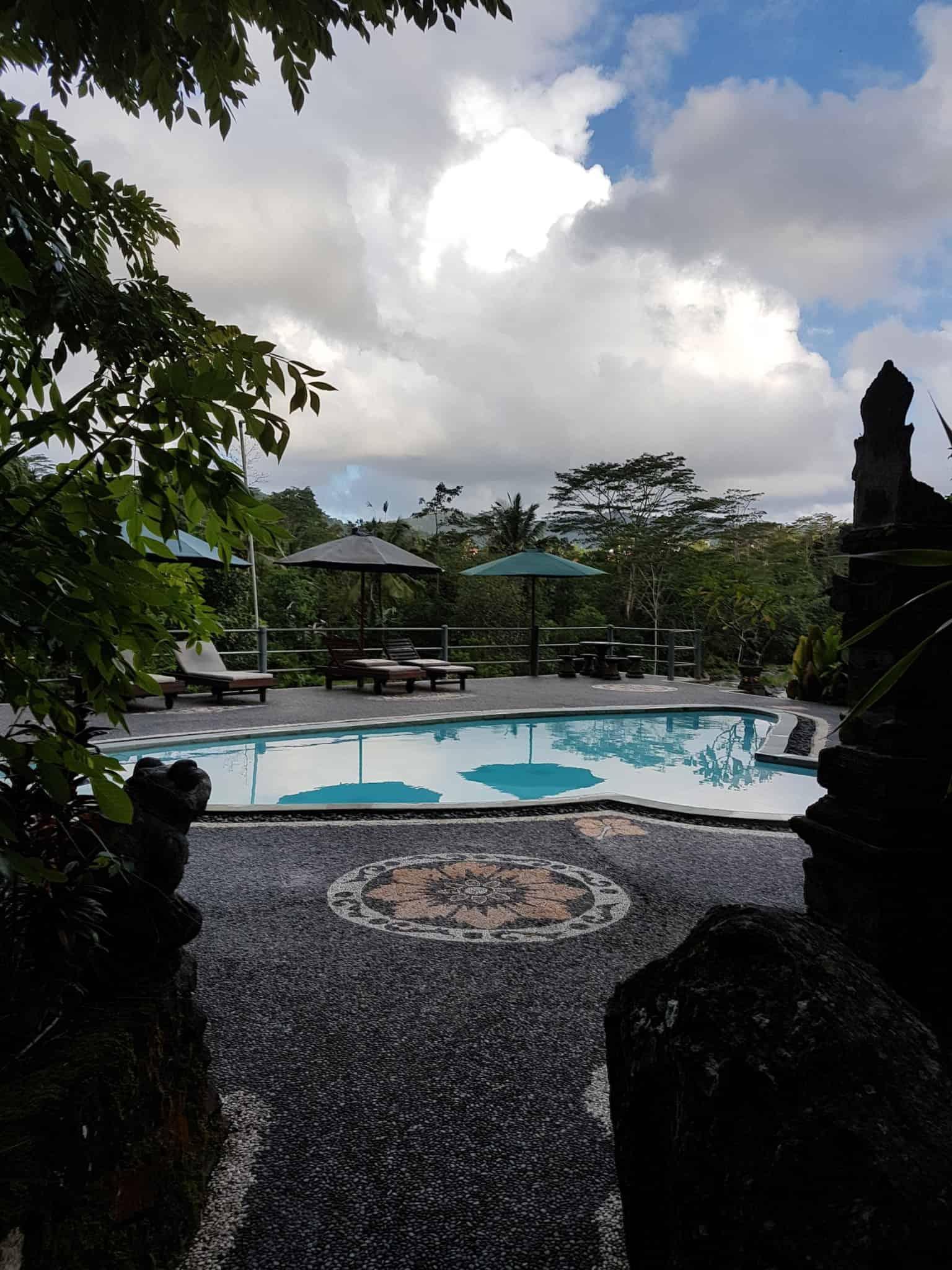 Bali, le joli et atypique temple Goa Gajah 🛕 17