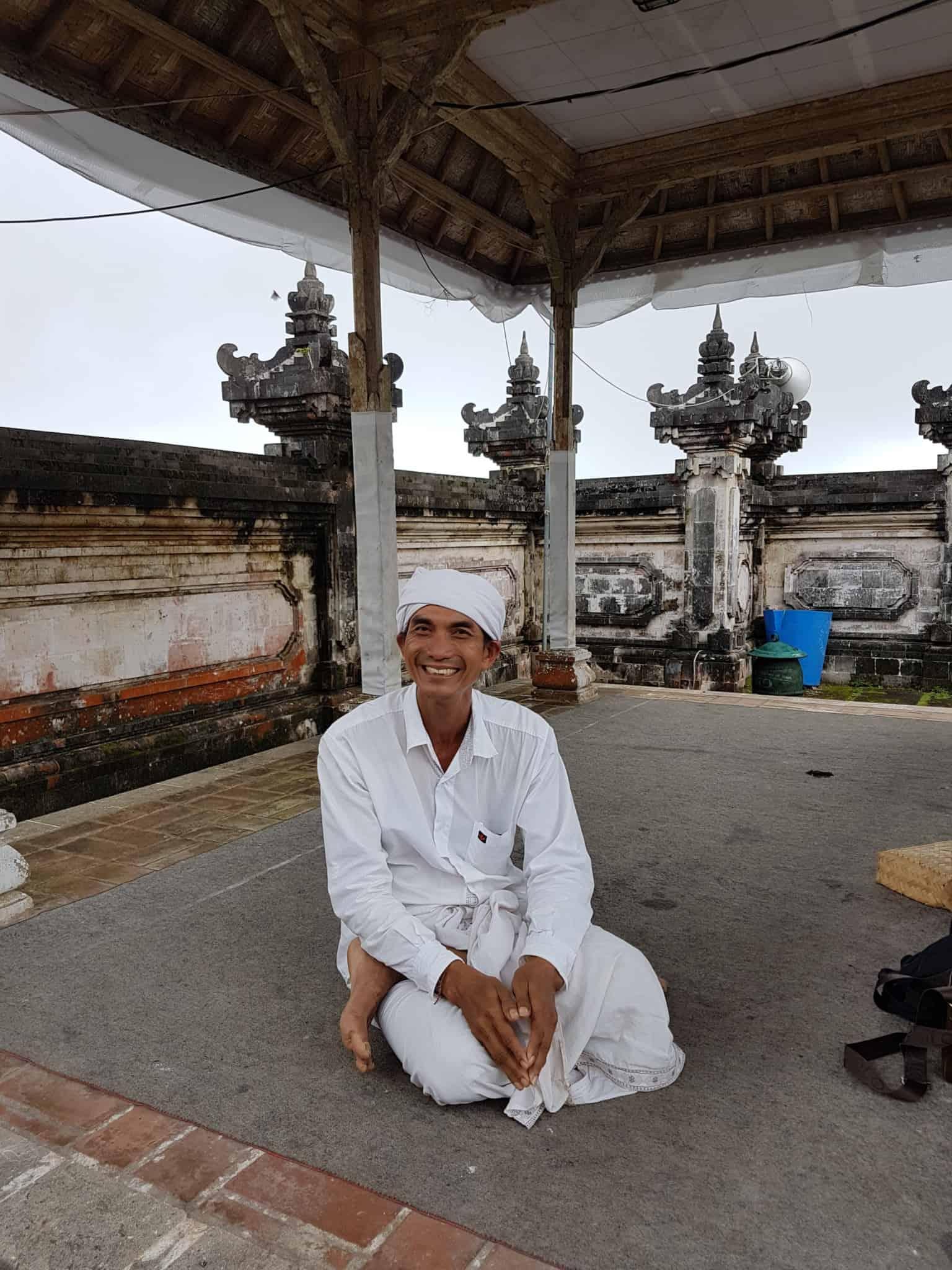 Bali, l'incroyable vue du temple Pura Lempuyang Luhur 🌋 8