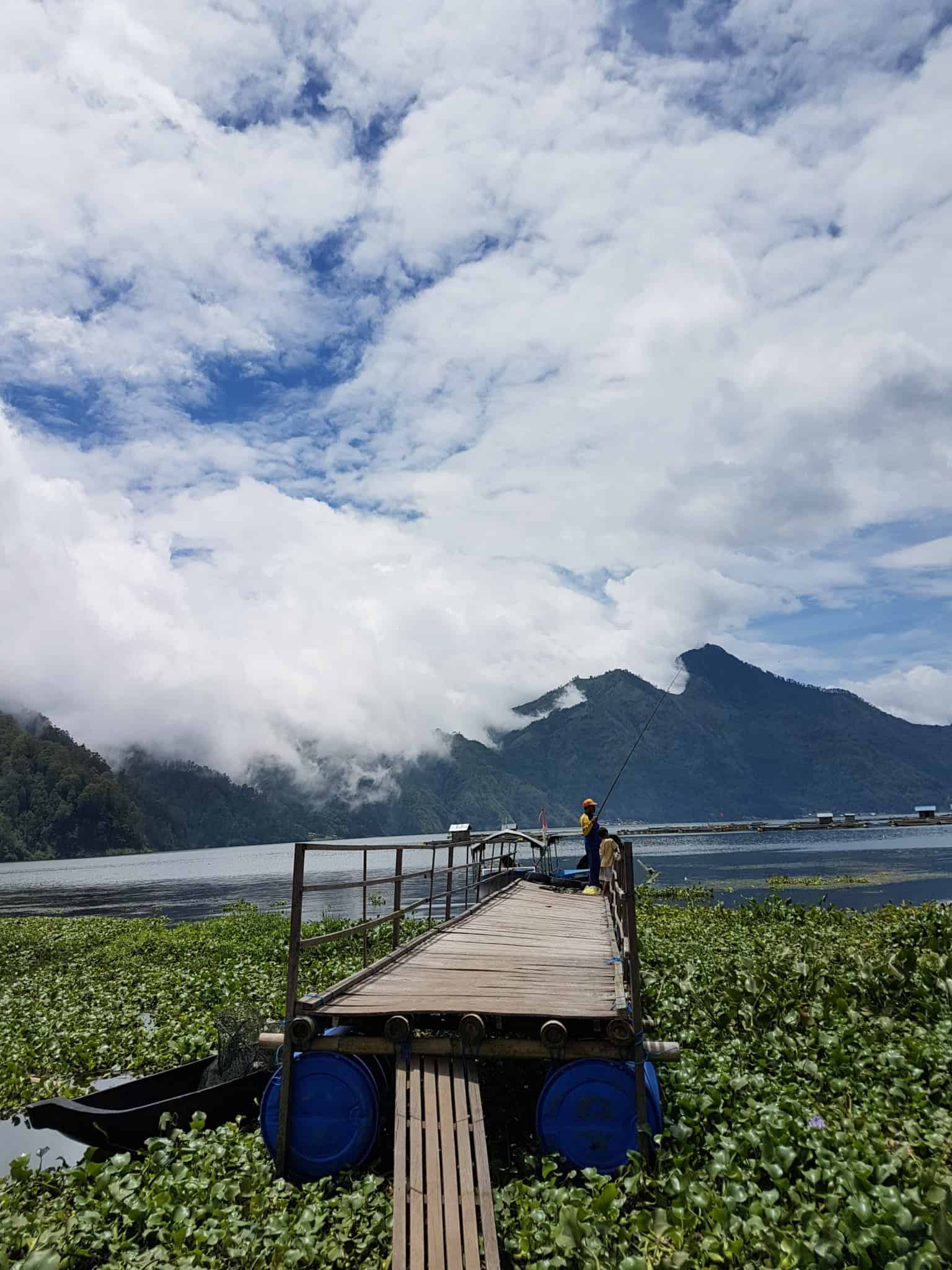 Bali, roadtrip en scooter direction le lac Danau Batur 💧 8