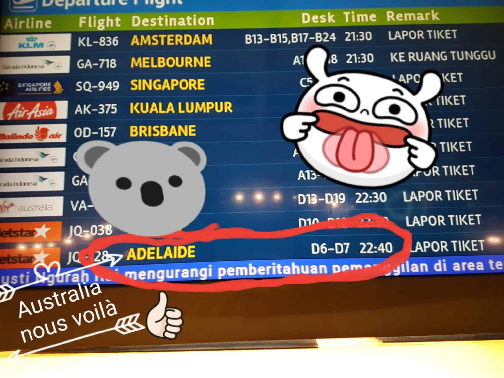 Australie, sur les traces de notre rencontre 🇦🇺 12