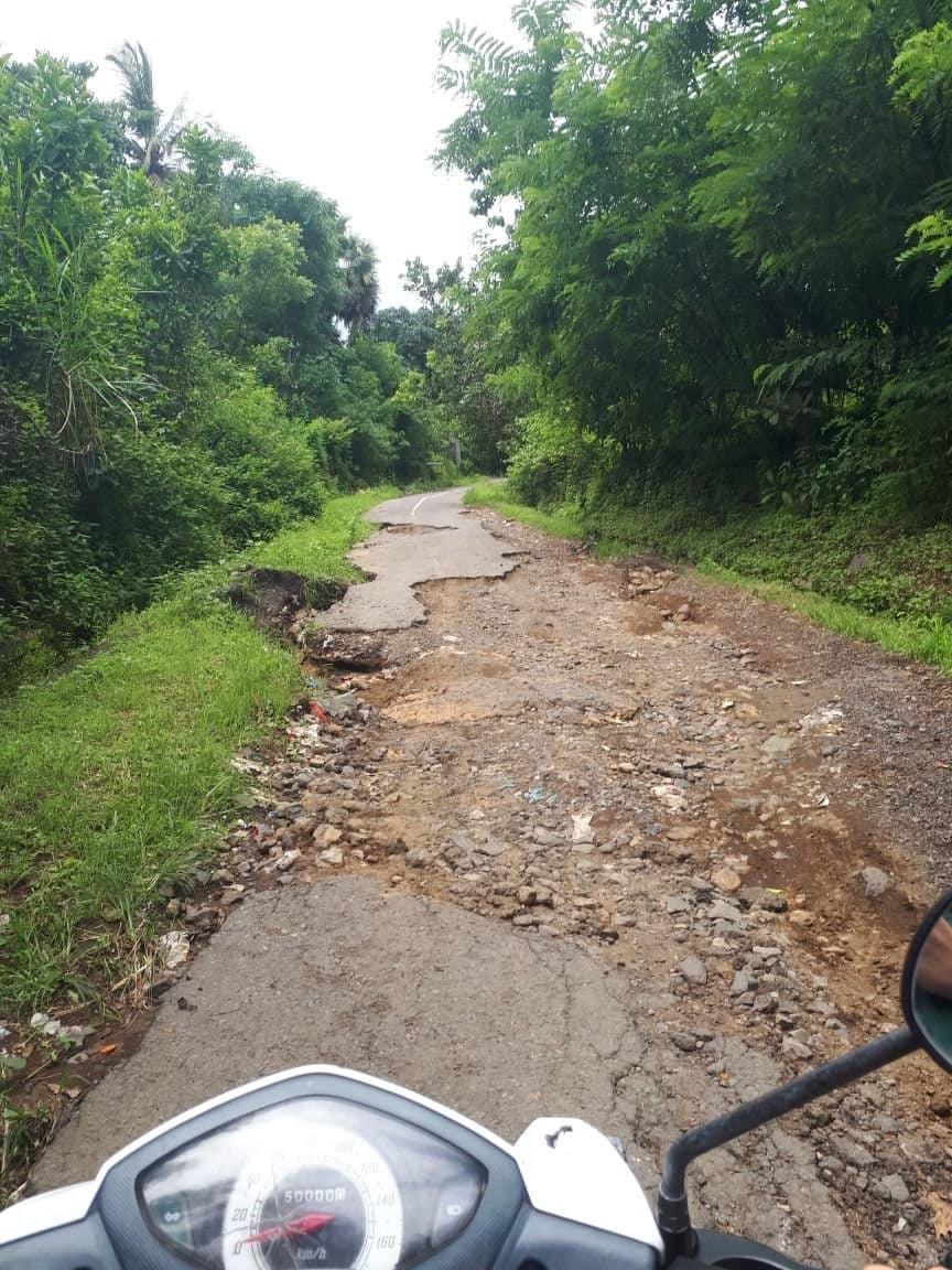 Bali, roadtrip en scooter direction le lac Danau Batur 💧 4