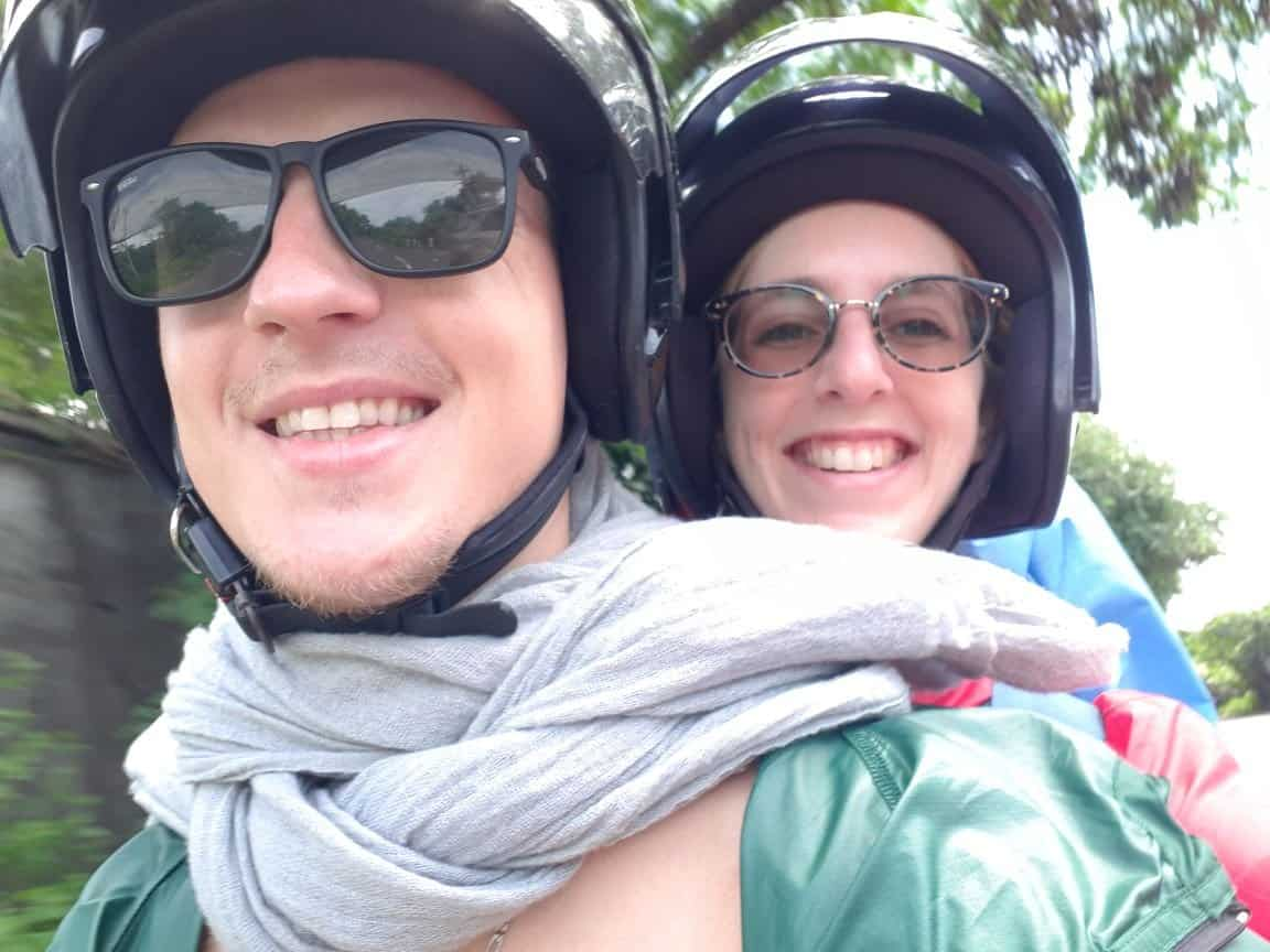Bali, roadtrip en scooter direction le lac Danau Batur 💧 3