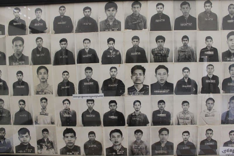Cambodge, histoire du génocide et visite de la prison S21 😥 12