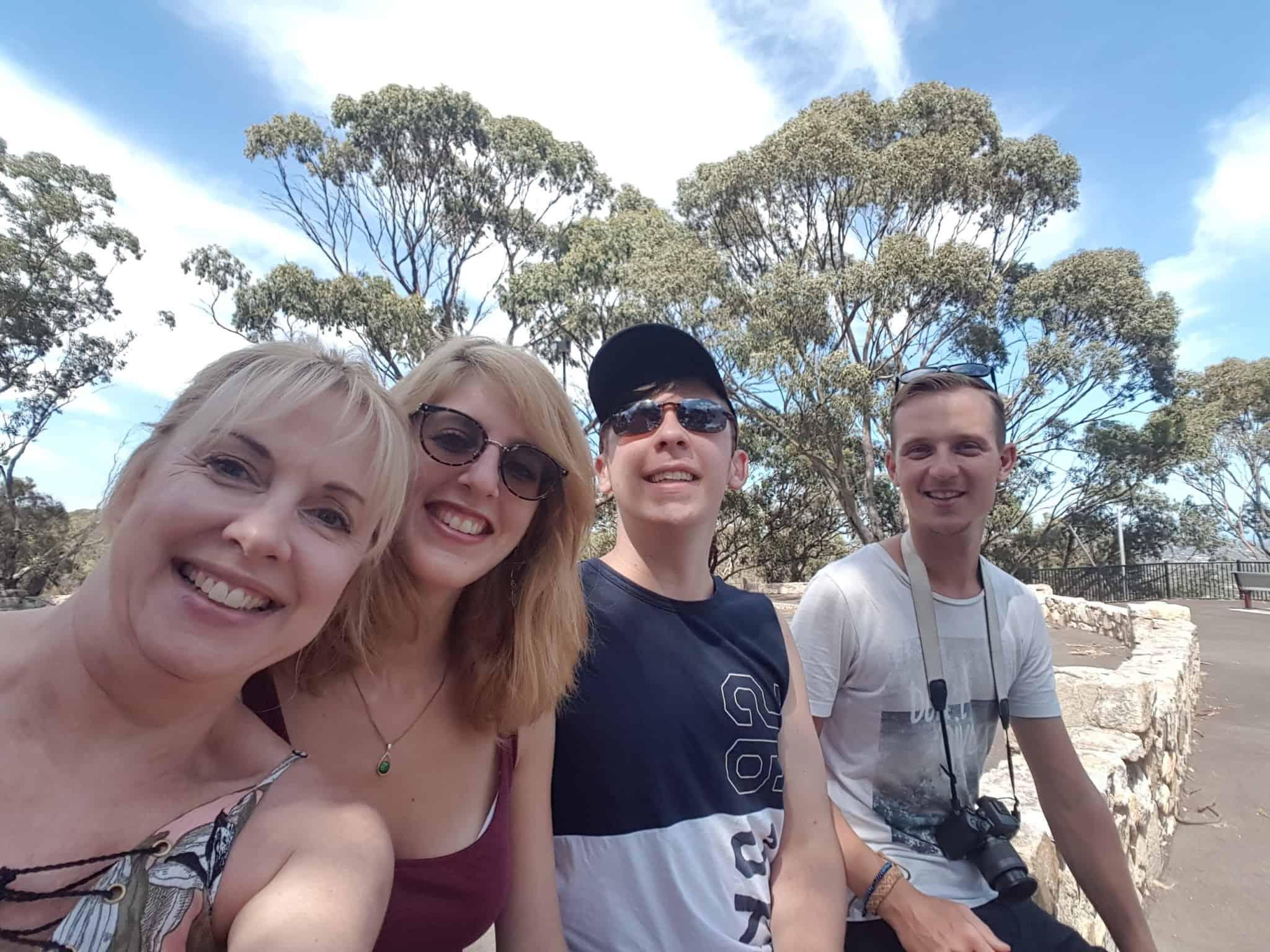 Australie, dégustation de vin et découverte de la réserve Towilla Yerta 🌅 4