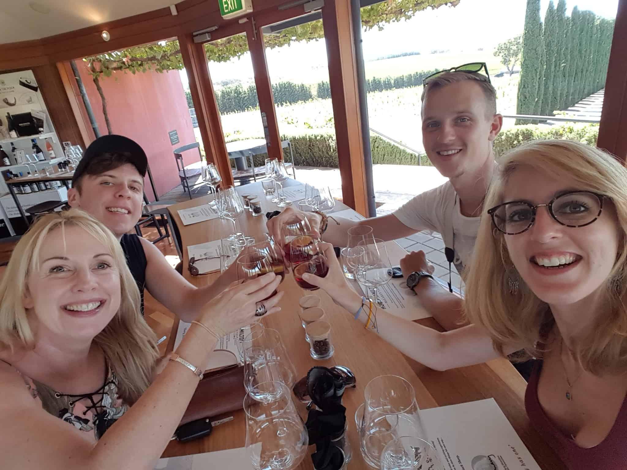 Australie, dégustation de vin et découverte de la réserve Towilla Yerta 🌅 8