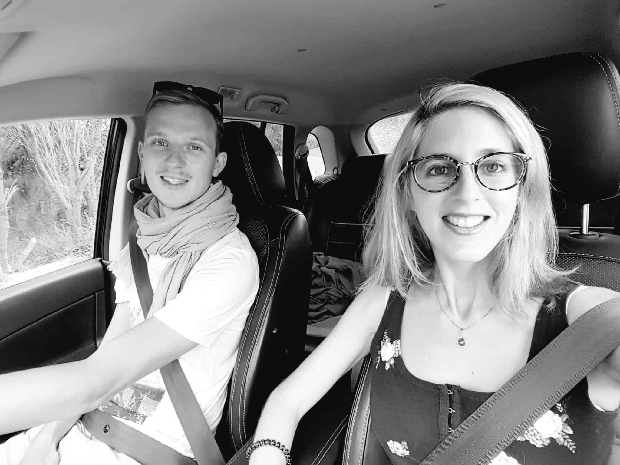 Australie, après 1 200 km de route on arrive à Melbourne 🏬 8
