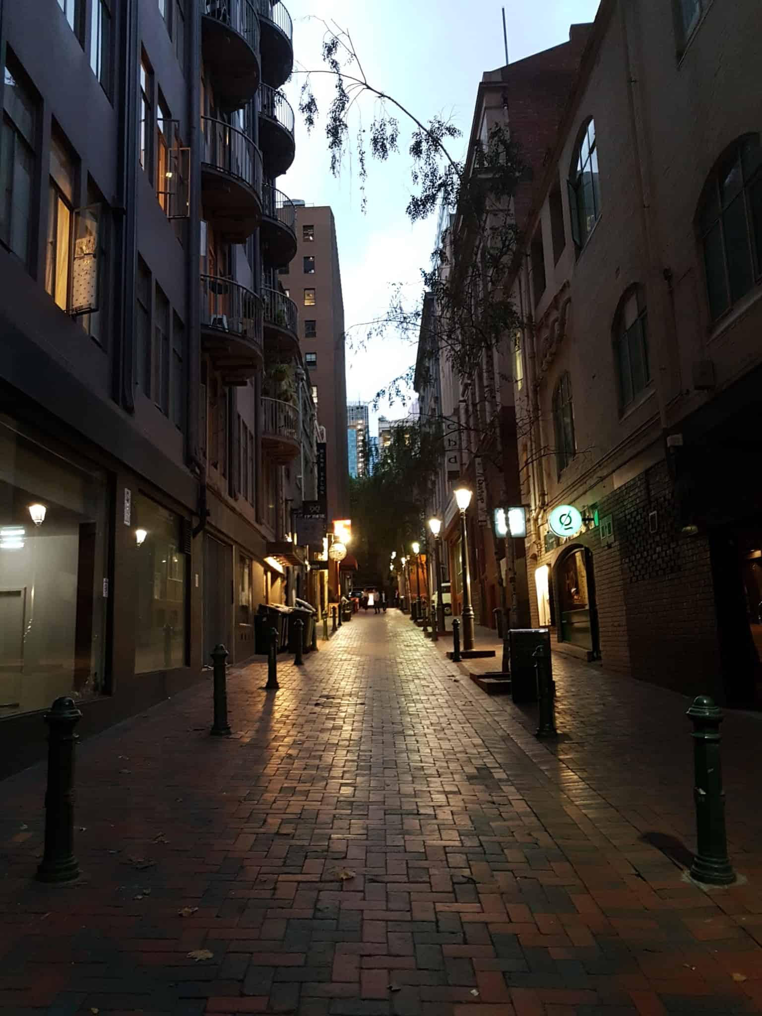 Australie, après 1 200 km de route on arrive à Melbourne 🏬 20