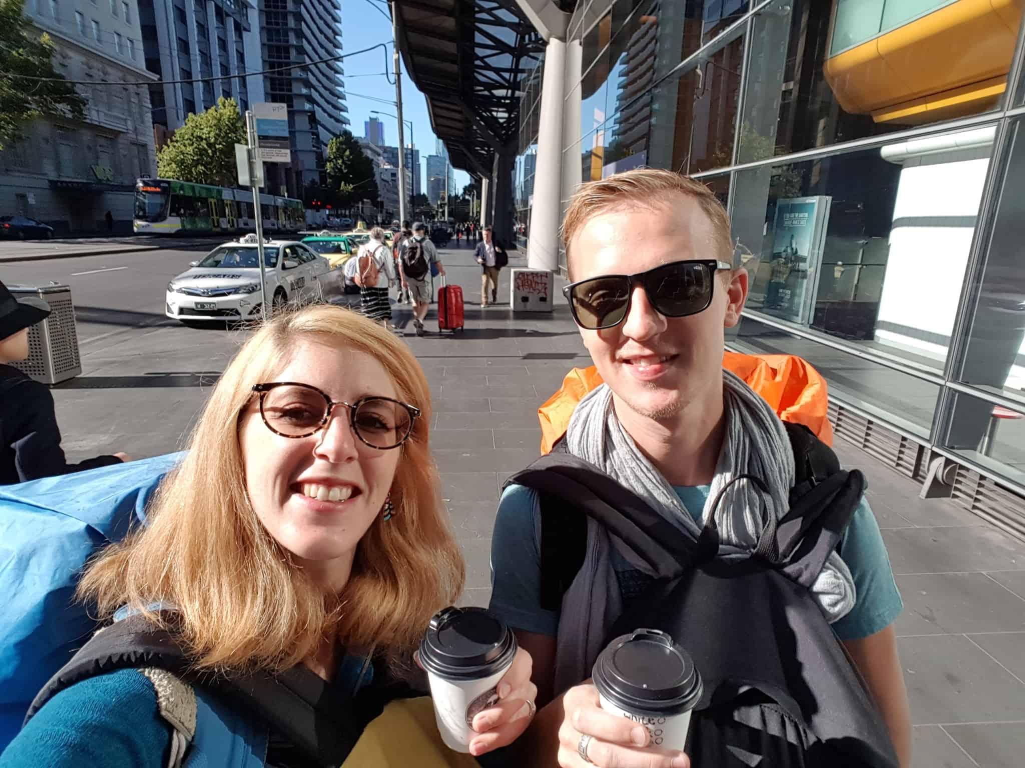Australie, premier jour de découverte de Sydney 😊 1