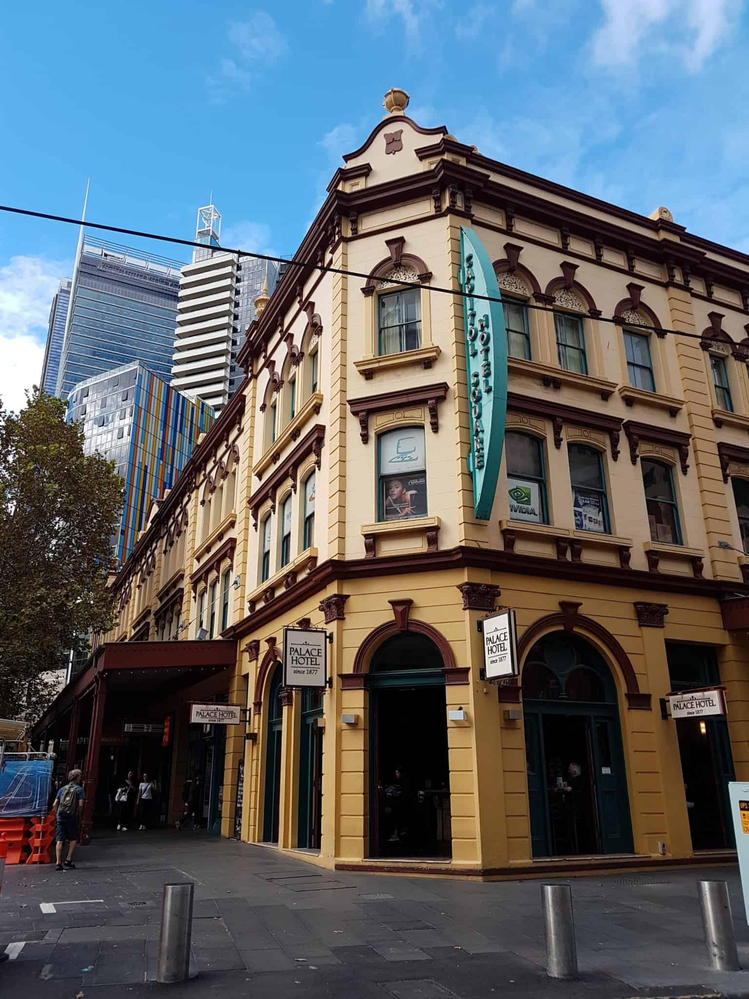 Australie, premier jour de découverte de Sydney 😊 9