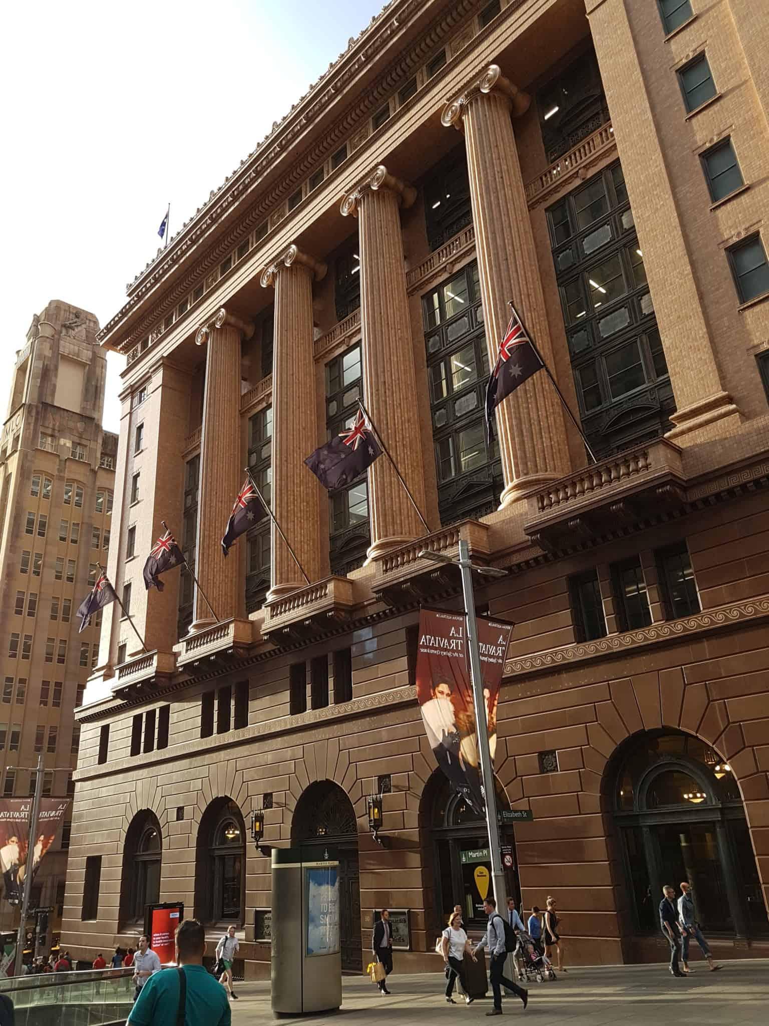 Australie, premier jour de découverte de Sydney 😊 11