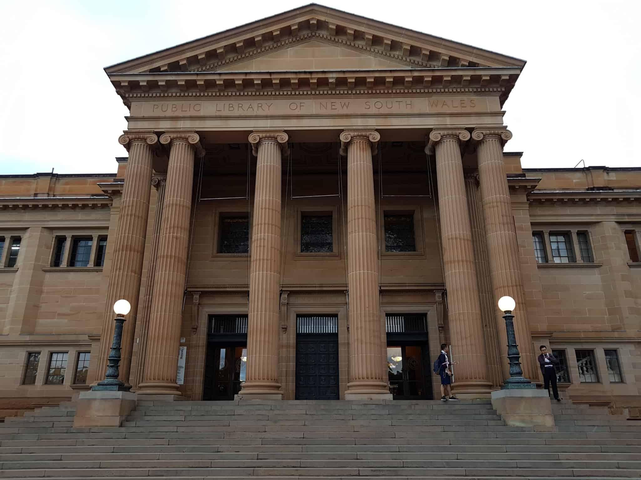 Australie, premier jour de découverte de Sydney 😊 17
