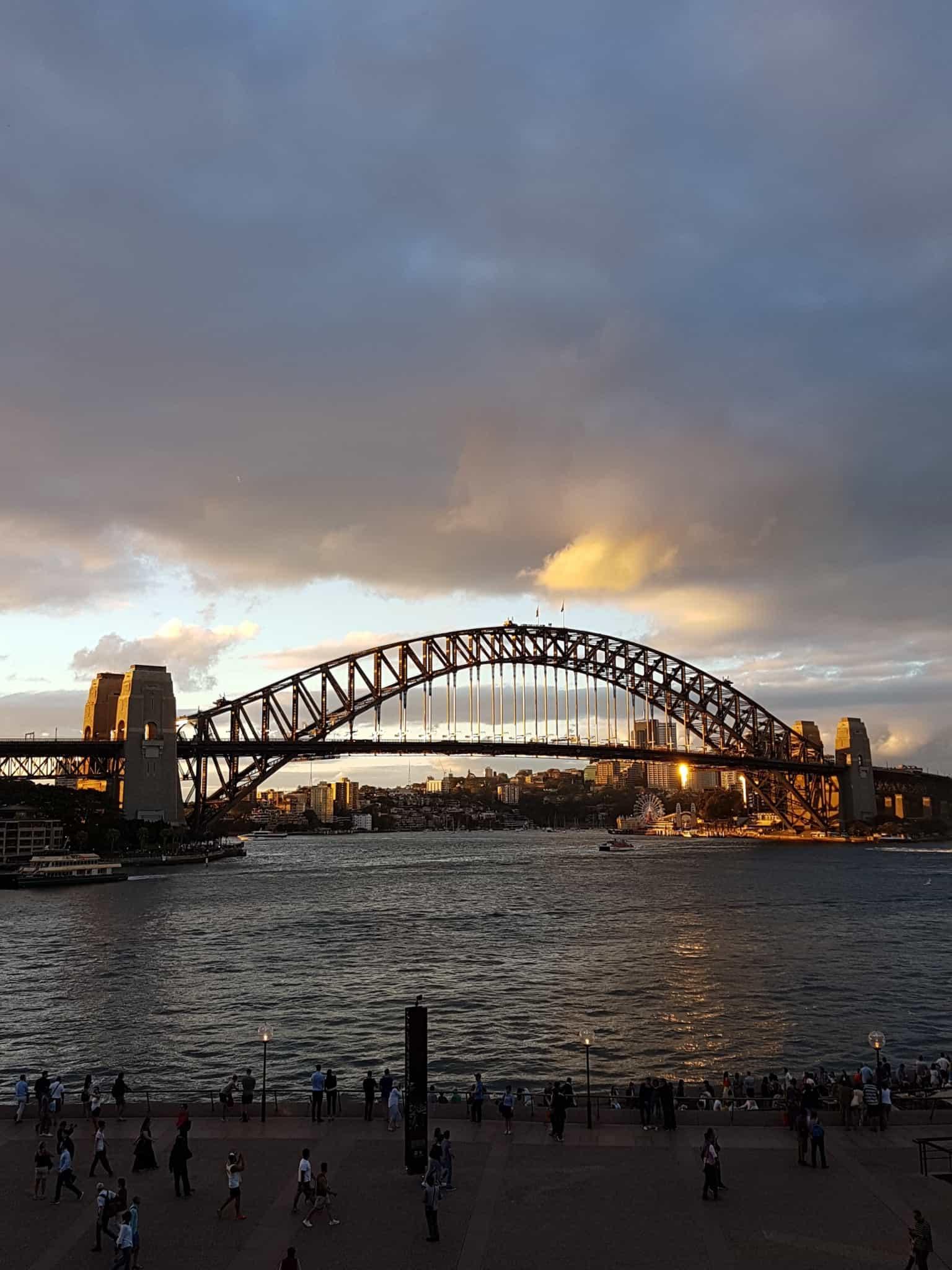 Australie, premier jour de découverte de Sydney 😊 23