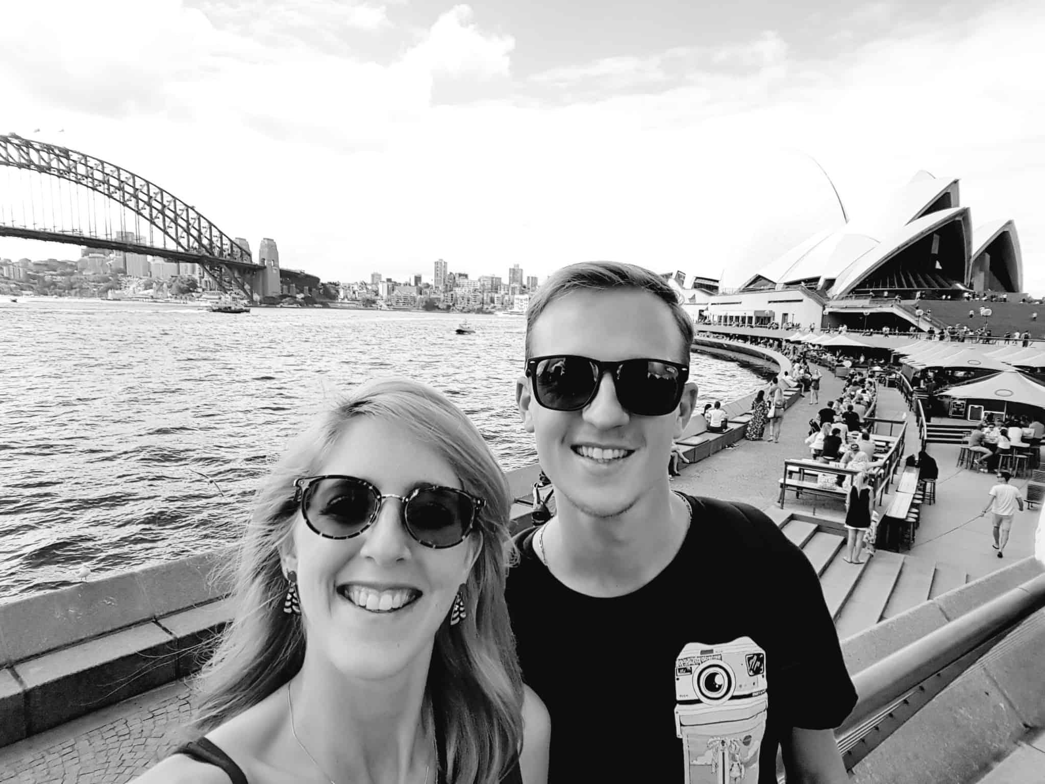 Australie, le jardin botanique de Sydney 🌺 23