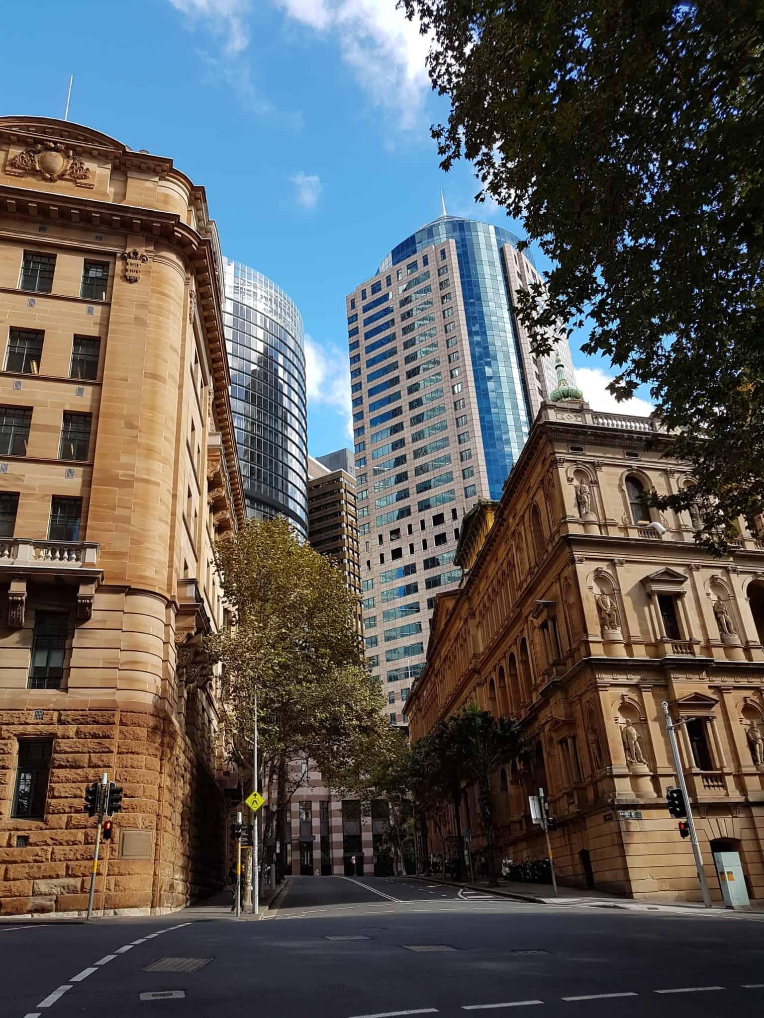 Australie, le jardin botanique de Sydney 🌺 30