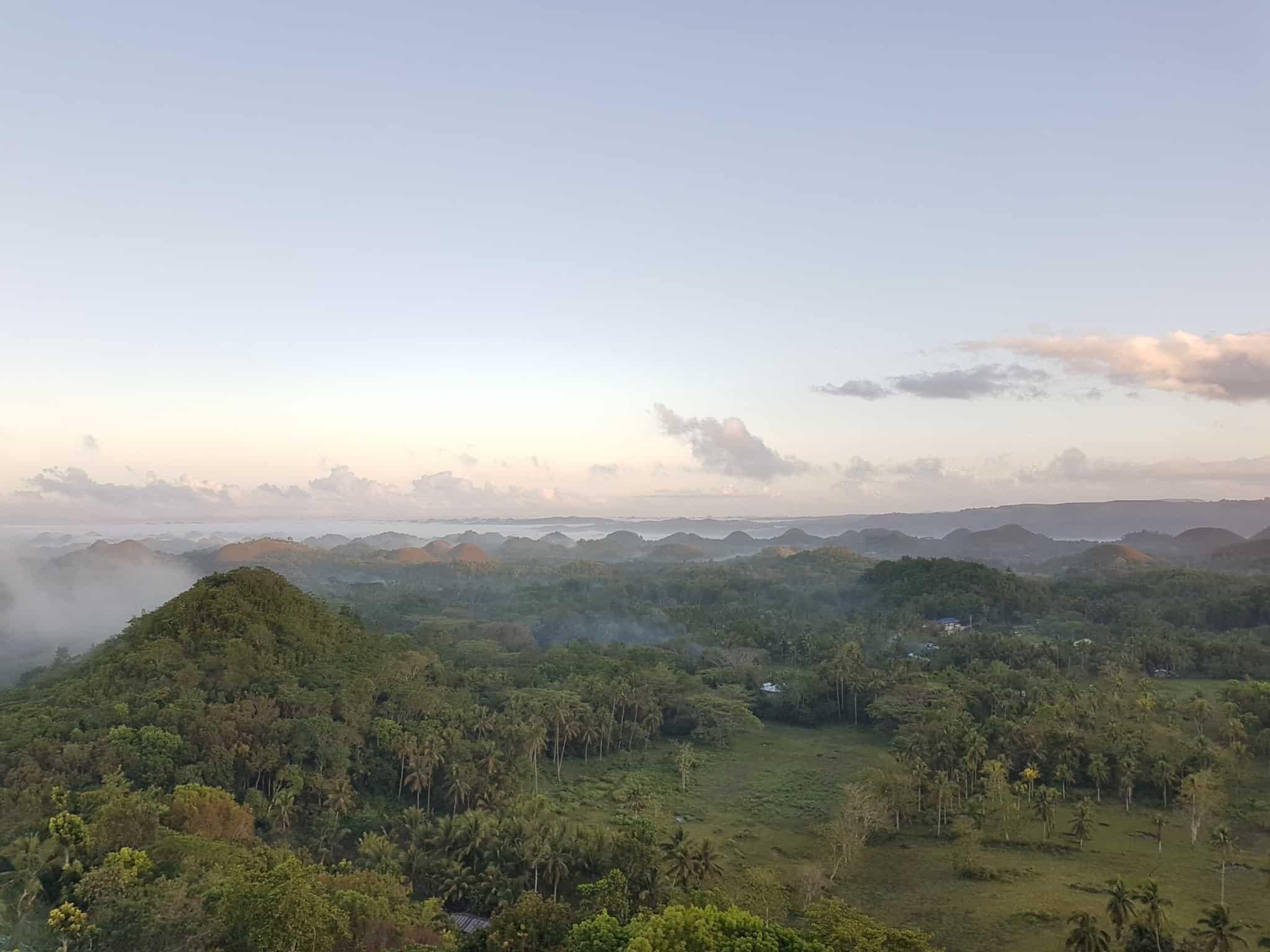 Philippines, Can-Umantad Falls la plus grande cascade de Bohol 💦 4