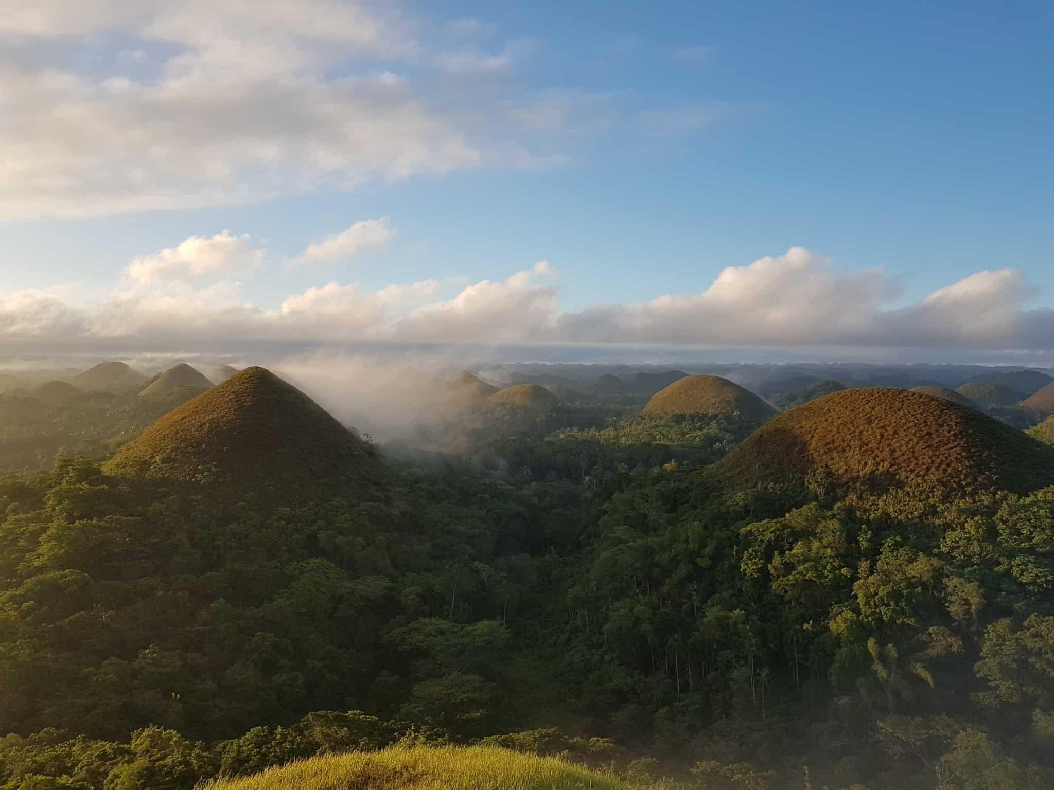 Philippines, Can-Umantad Falls la plus grande cascade de Bohol 💦 5