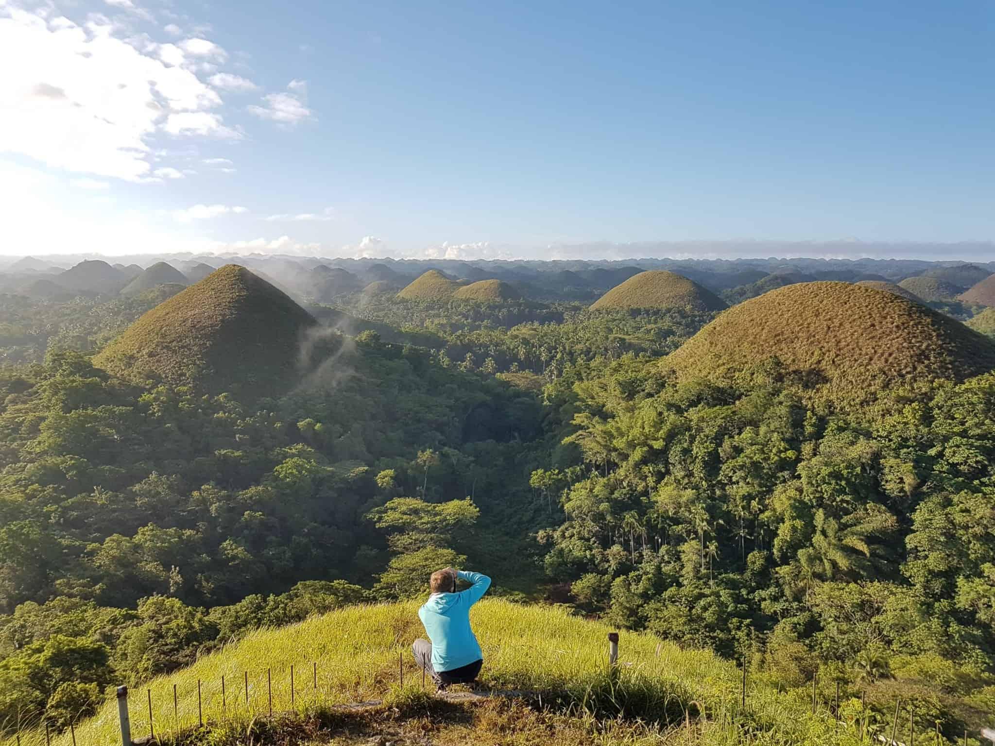 Philippines, Can-Umantad Falls la plus grande cascade de Bohol 💦 7