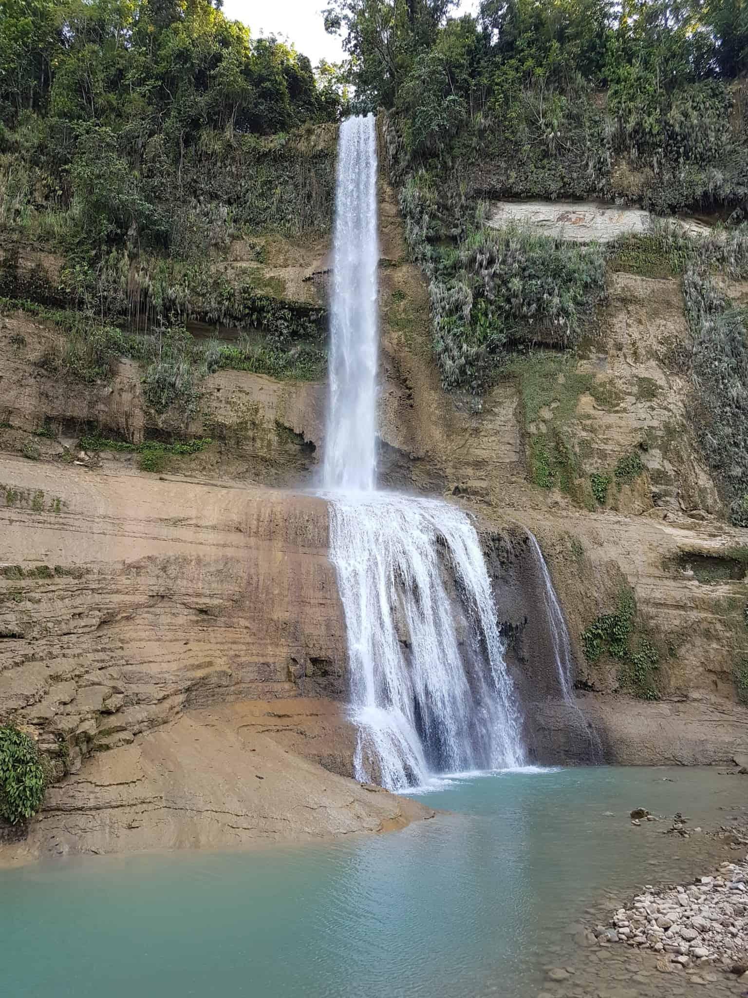 Philippines, Can-Umantad Falls la plus grande cascade de Bohol 💦 13