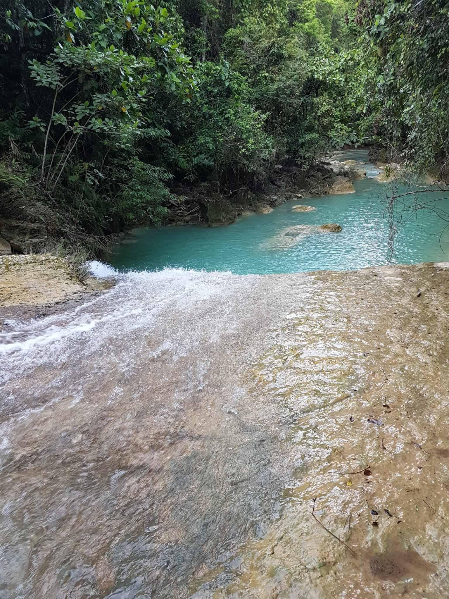 Philippines, Can-Umantad Falls la plus grande cascade de Bohol 💦 14