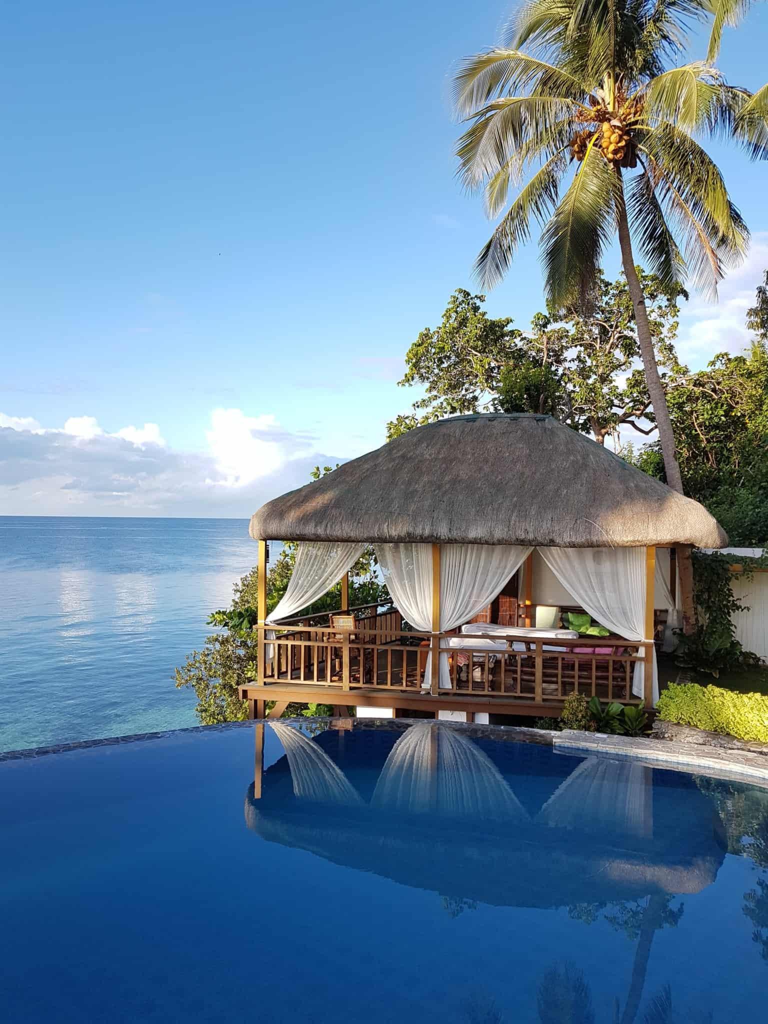 Philippines, un anniversaire romantique dans un hôtel de rêve 🧡 8