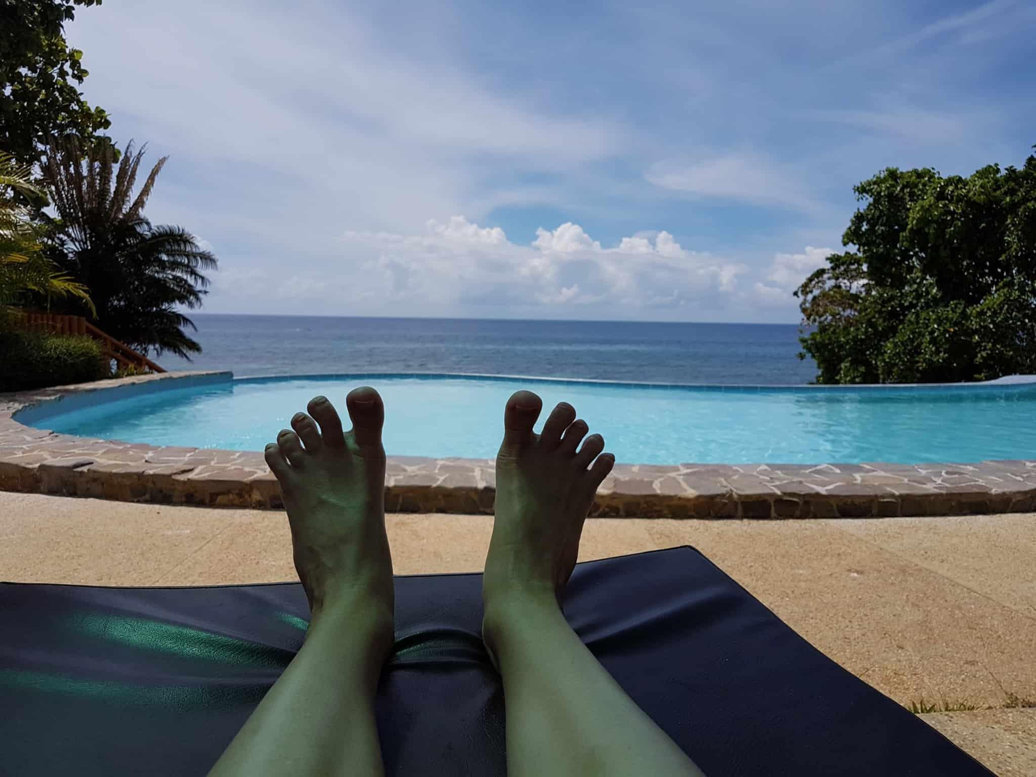 Philippines, Jeff se fait offrir une nuit dans un hôtel **** 😁 15