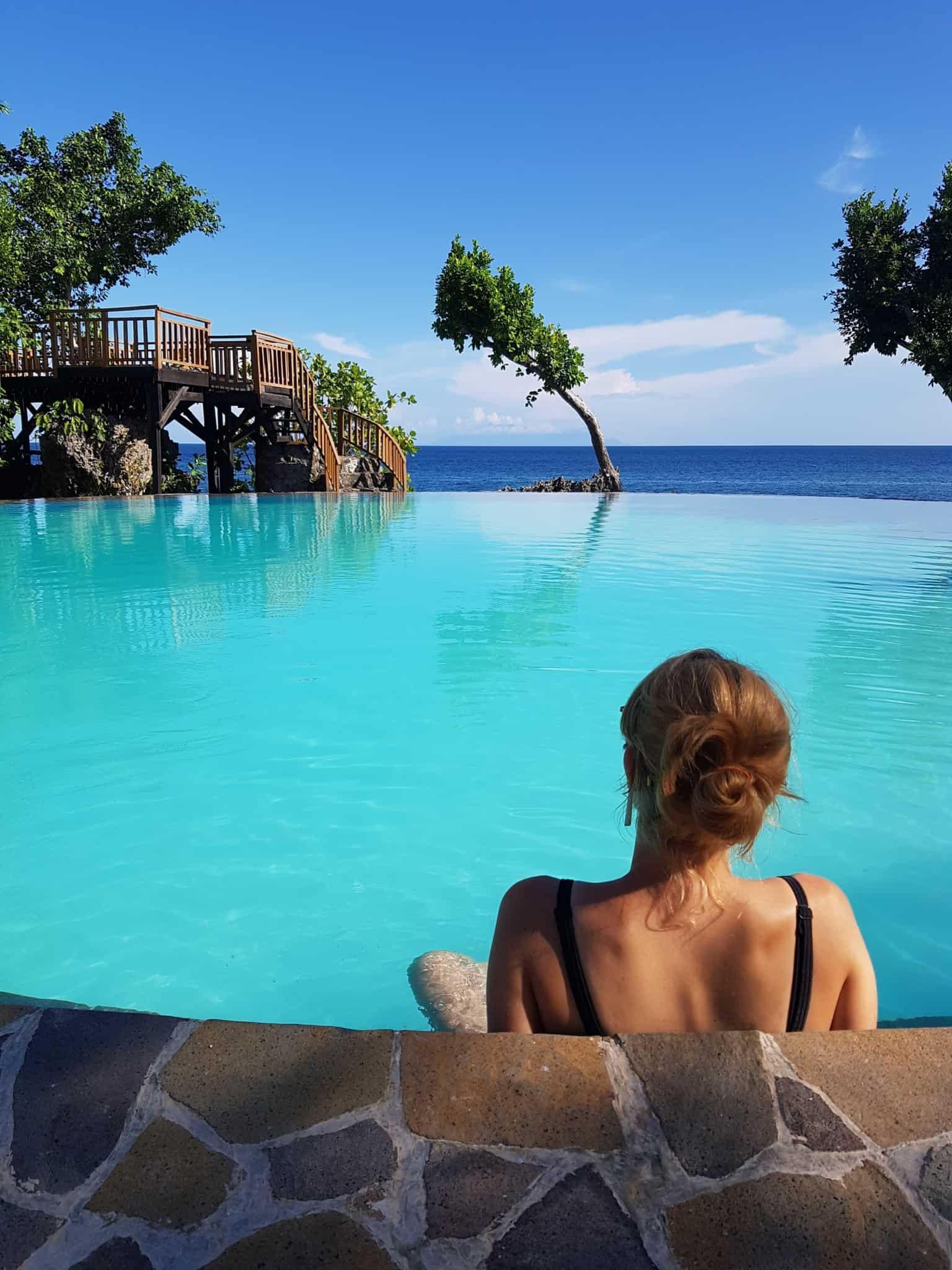 Philippines, un anniversaire romantique dans un hôtel de rêve 🧡 6
