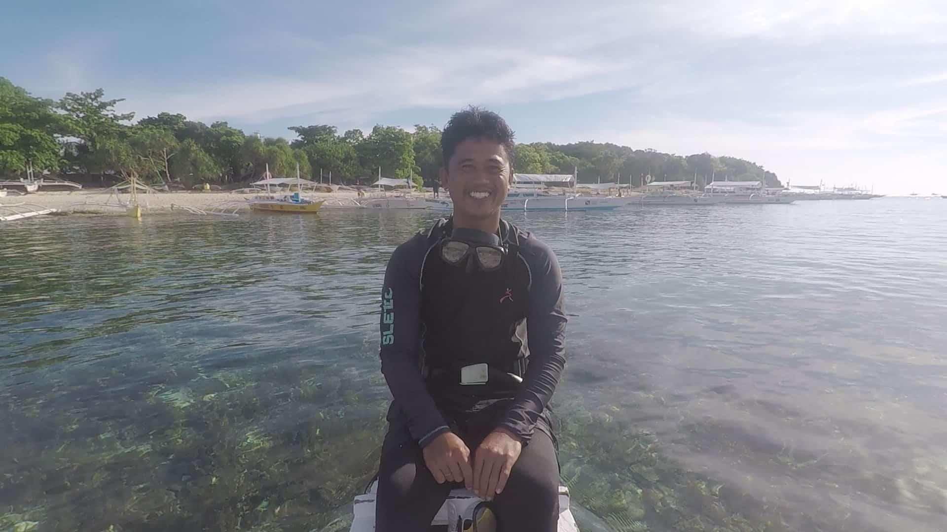 Philippines, un super spot de plongée à Planglao 🤿 14