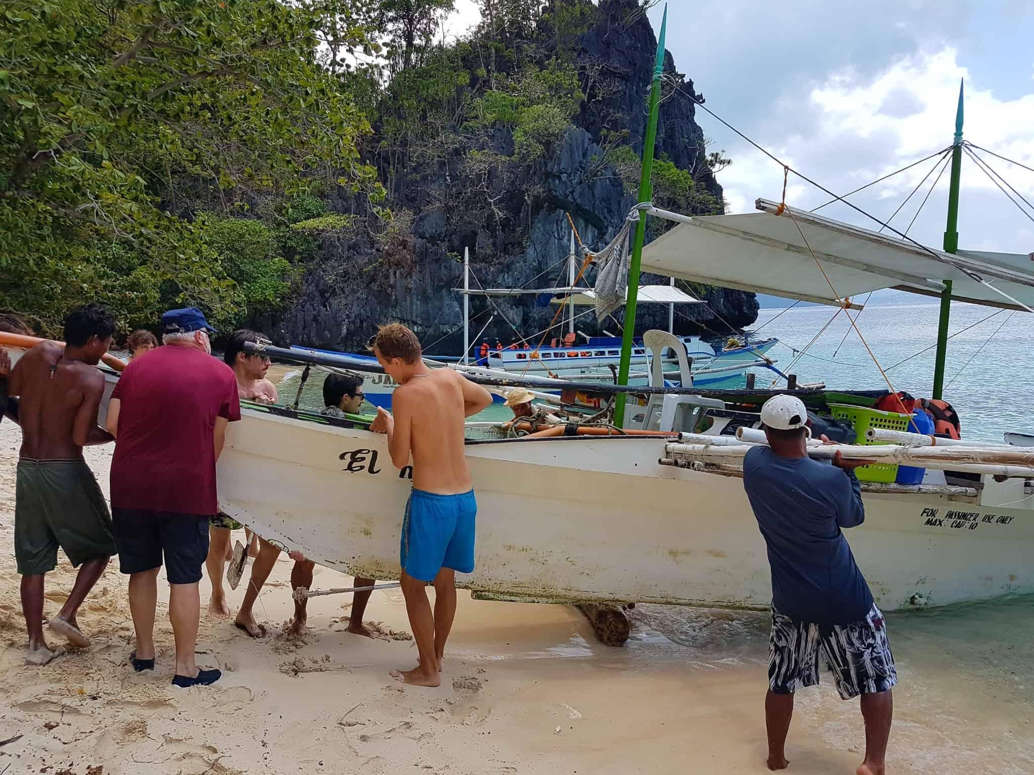 Philippines, El Nido et ses tours en bateau qui t'en mettent plein les yeux ⛵ 16