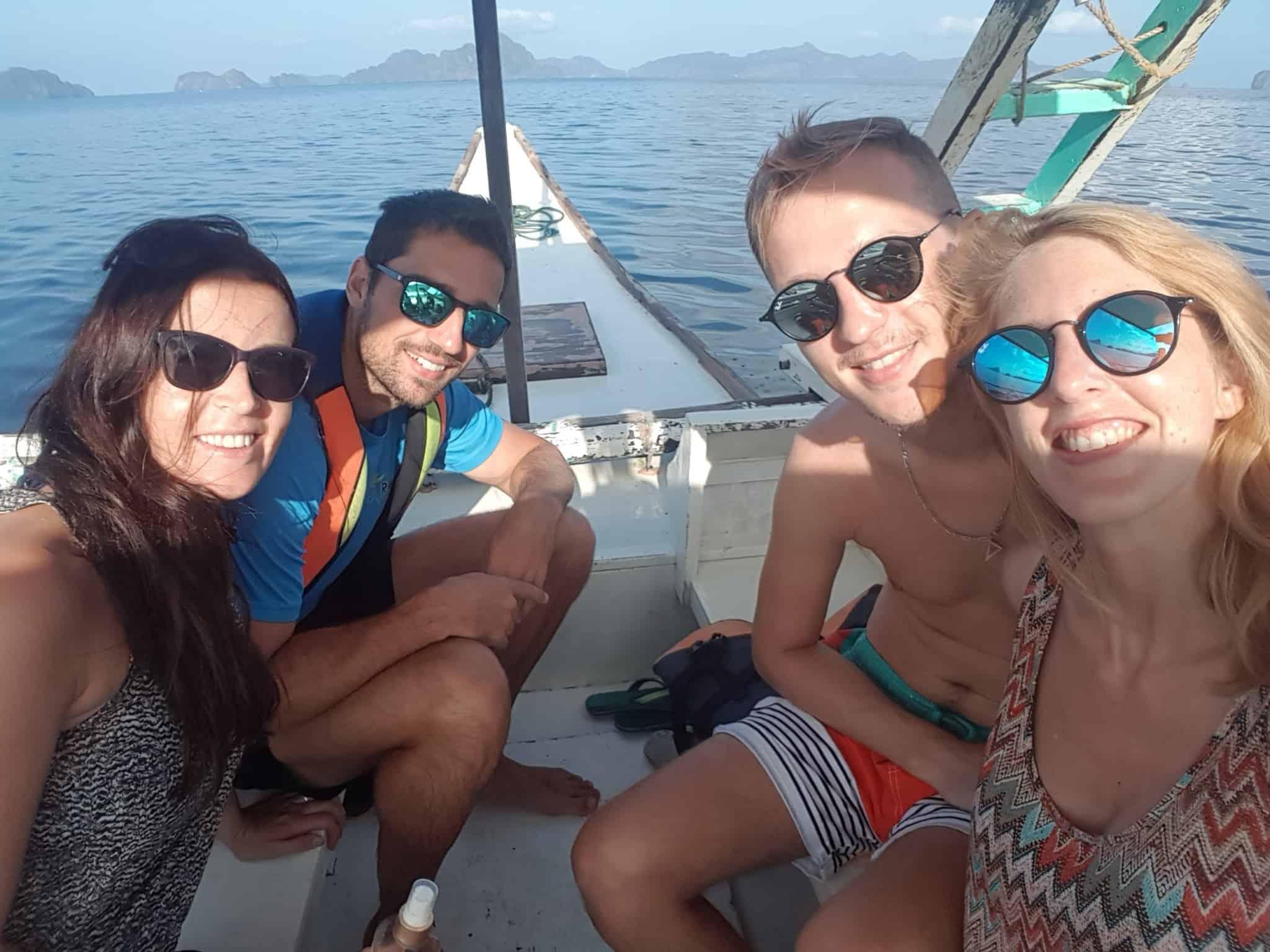 Philippines, tour en bateau dans les îles d'El Nido 🌴 5