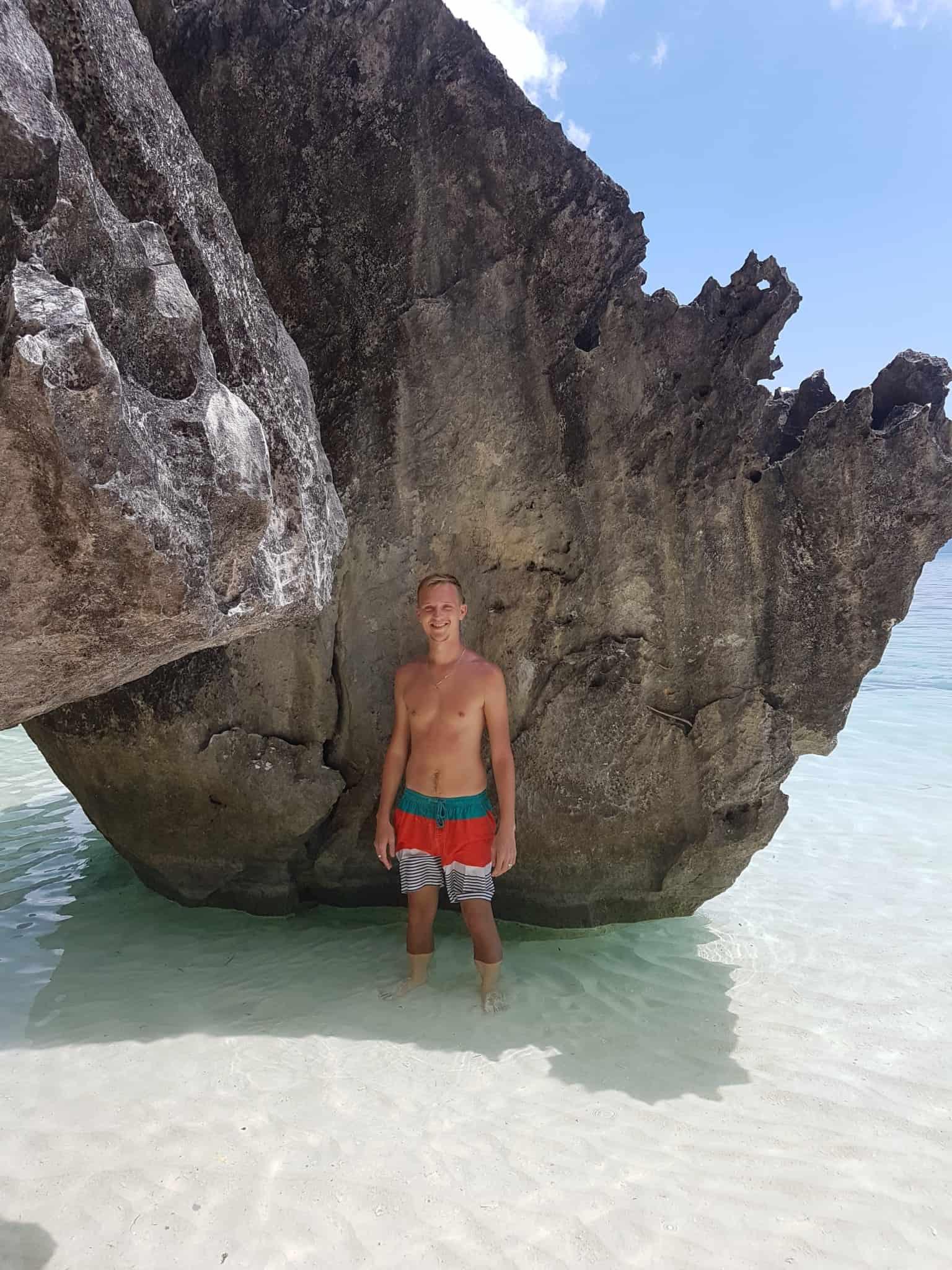 Philippines, tour en bateau dans les îles d'El Nido 🌴 28