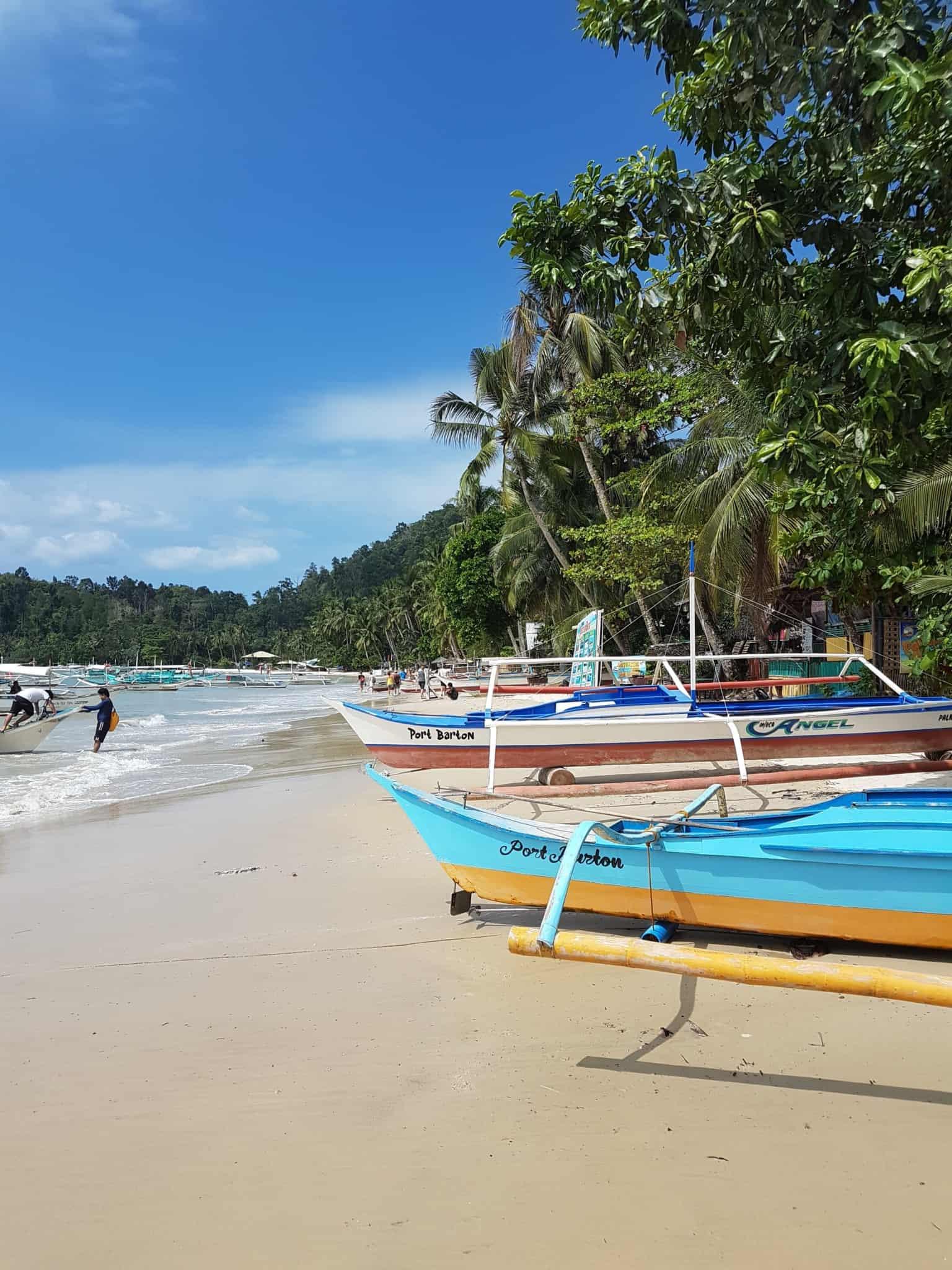 Philippines, comment je me suis retrouvée seule sur une île déserte 🧜♀️ 2