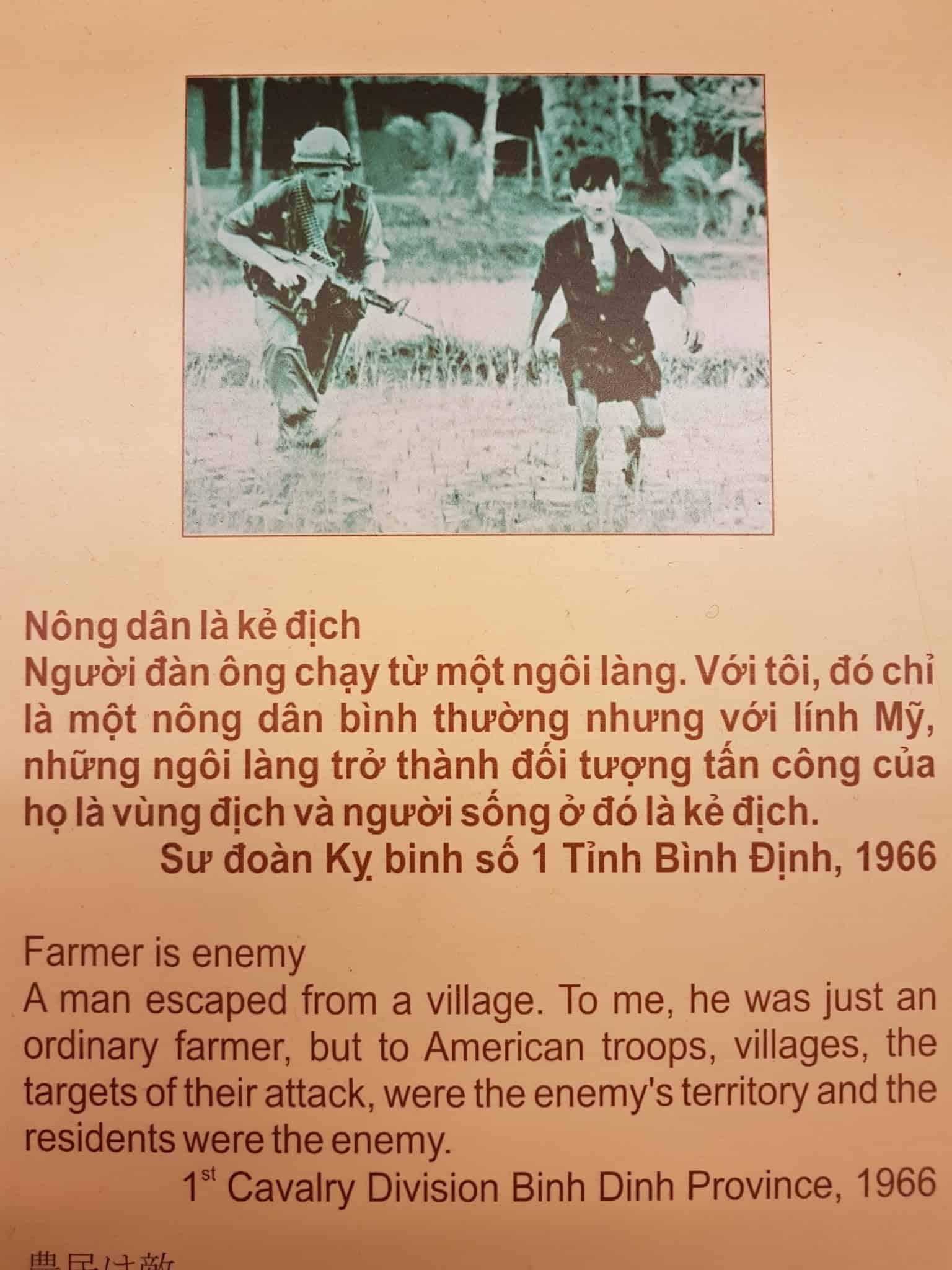 Vietnam, on visite le Musée des Vestiges de Guerre pour comprendre l'histoire du pays 📖 10