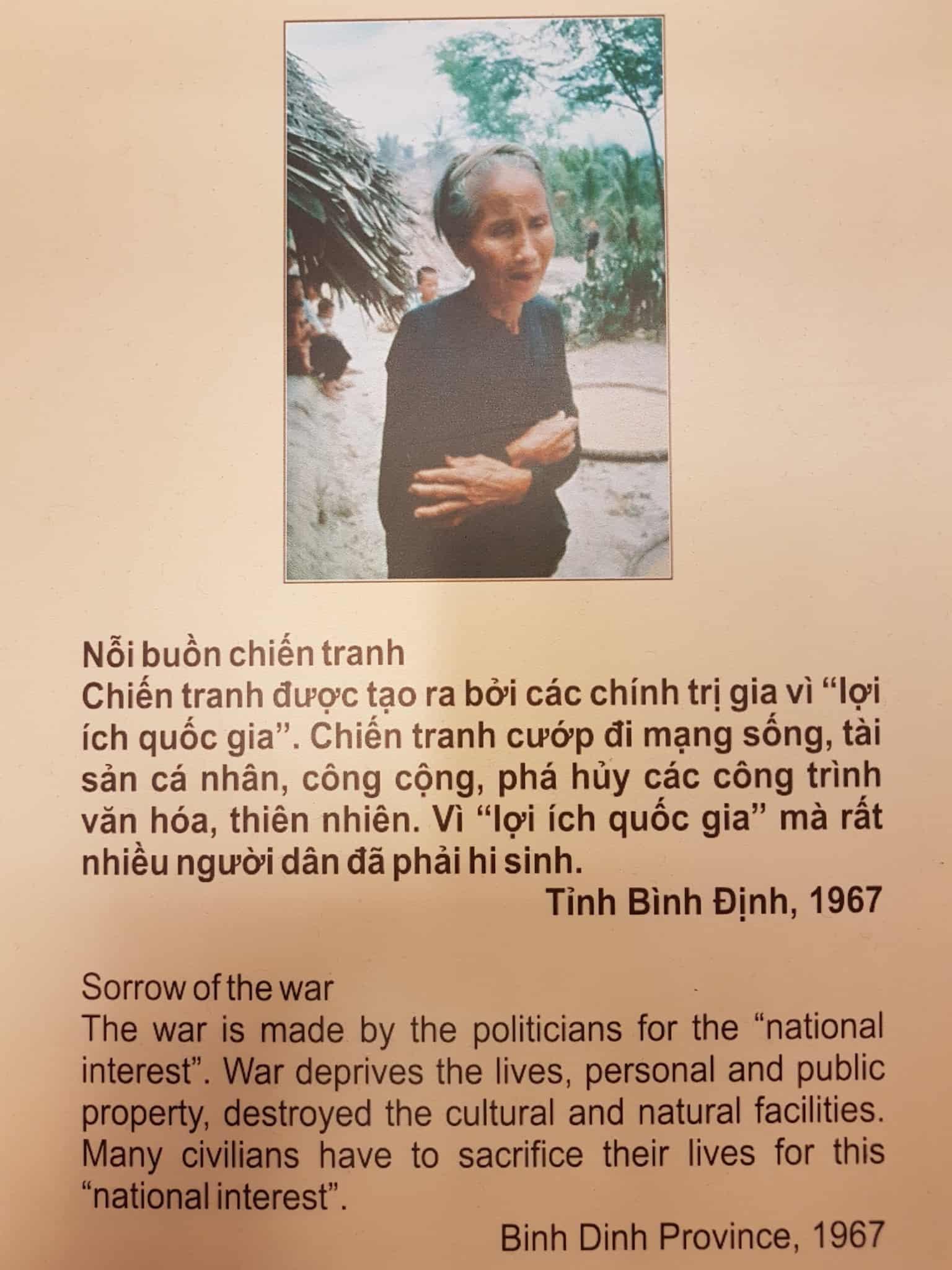 Vietnam, on visite le Musée des Vestiges de Guerre pour comprendre l'histoire du pays 📖 12