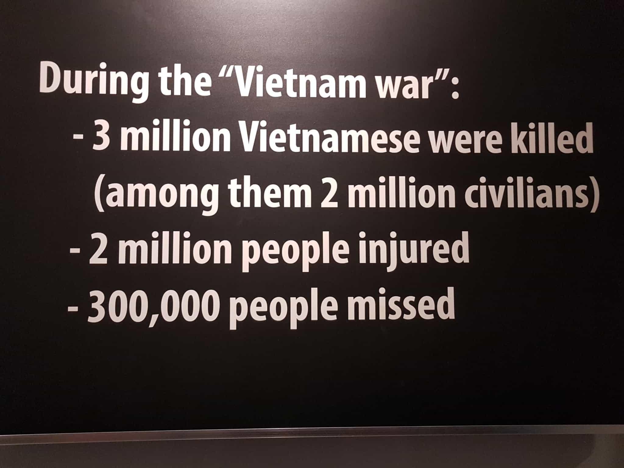 Vietnam, on visite le Musée des Vestiges de Guerre pour comprendre l'histoire du pays 📖 13