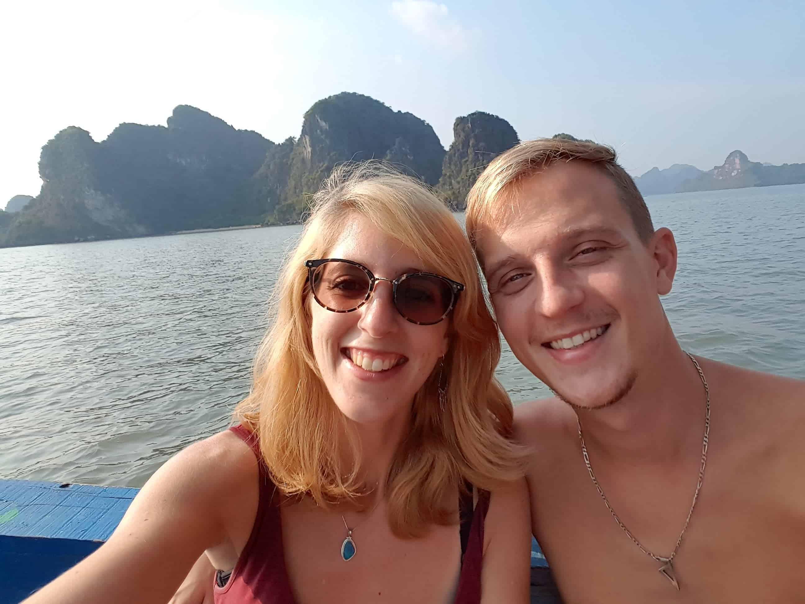 Vietnam, tour en bateau privé dans la baie d'Halong ⛵ 22