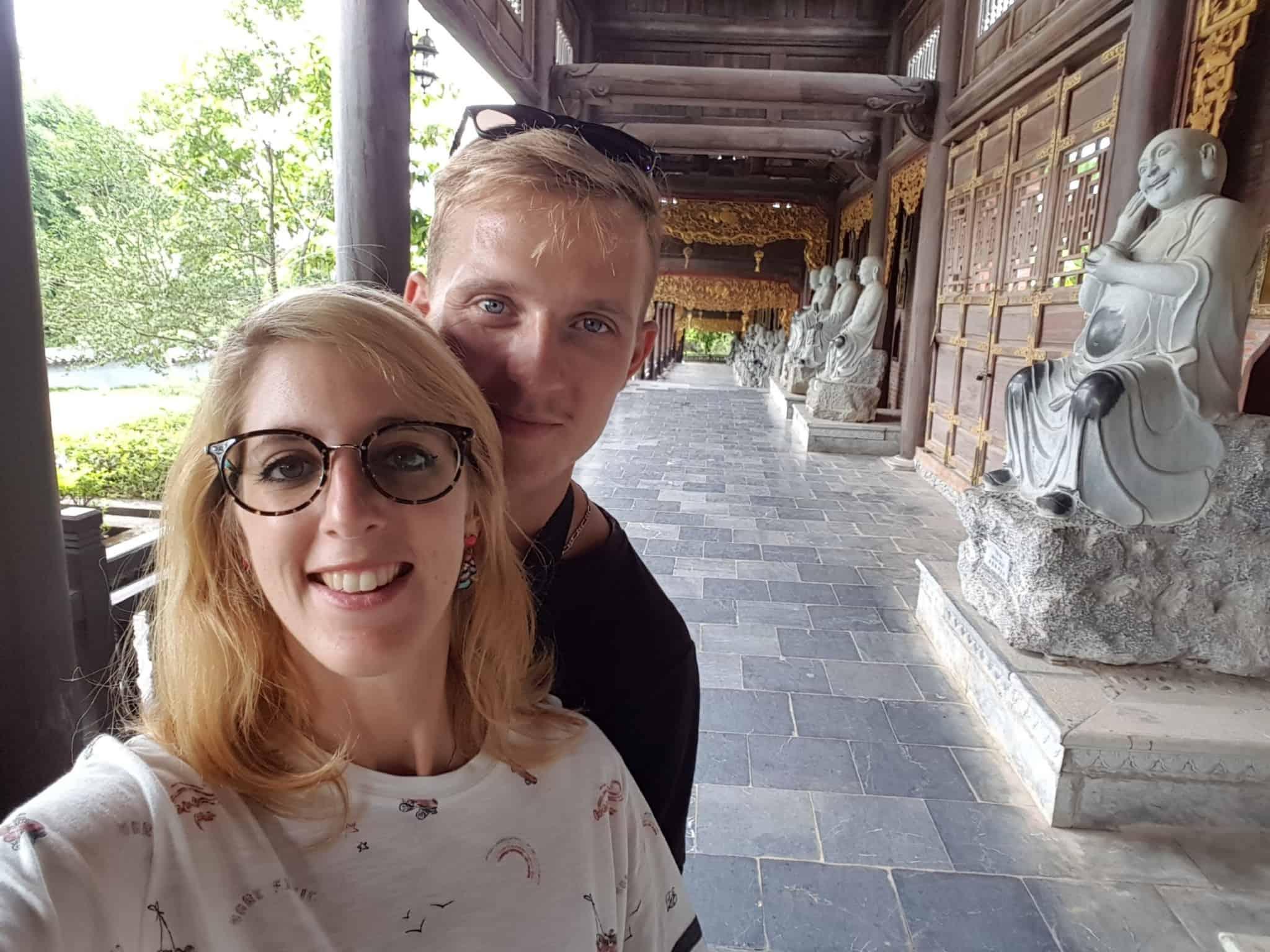 Vietnam, l'incontournable temple de Bai Dinh aux 500 statues 🛕 21