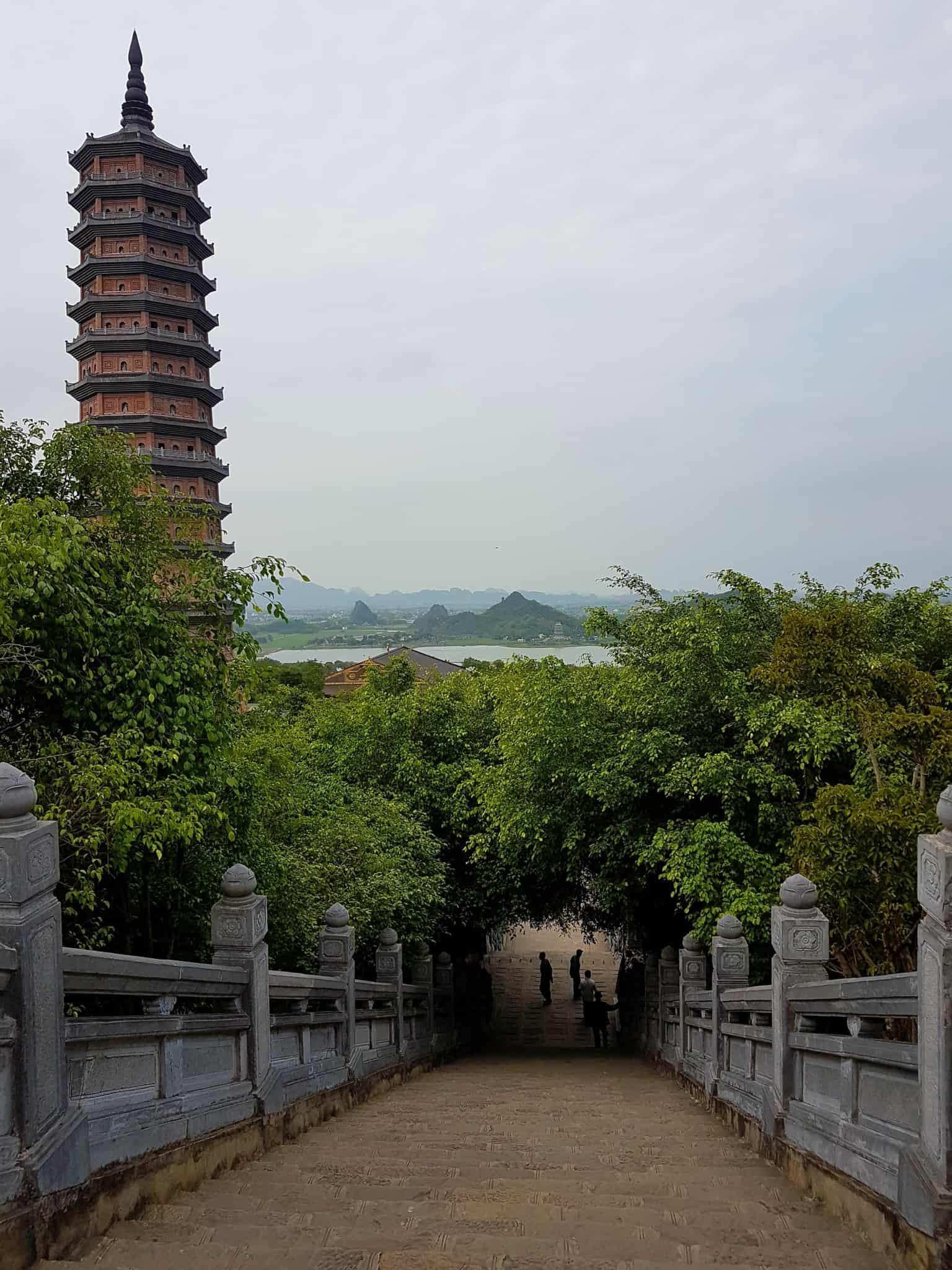 Vietnam, l'incontournable temple de Bai Dinh aux 500 statues 🛕 30