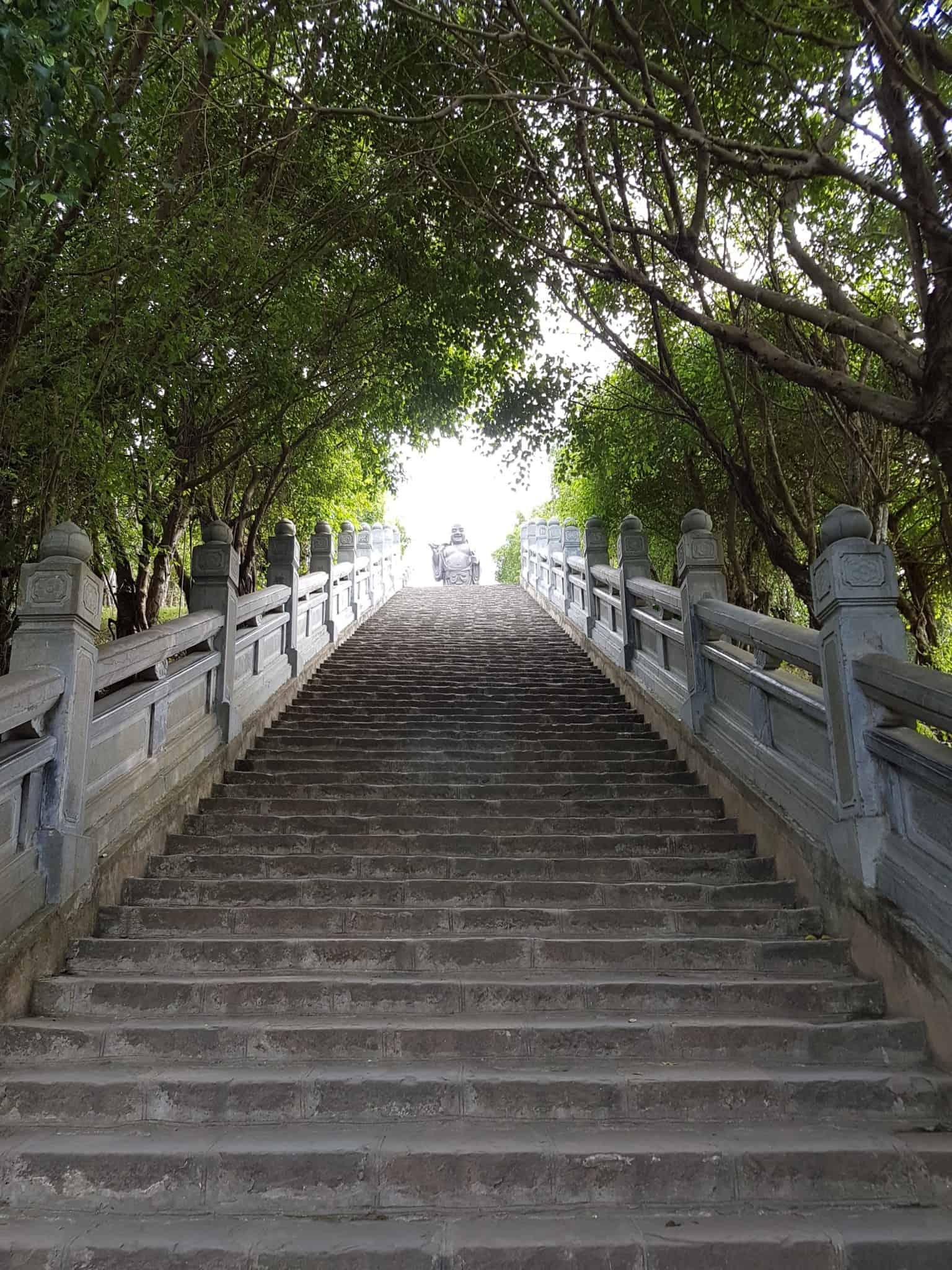 Vietnam, l'incontournable temple de Bai Dinh aux 500 statues 🛕 27