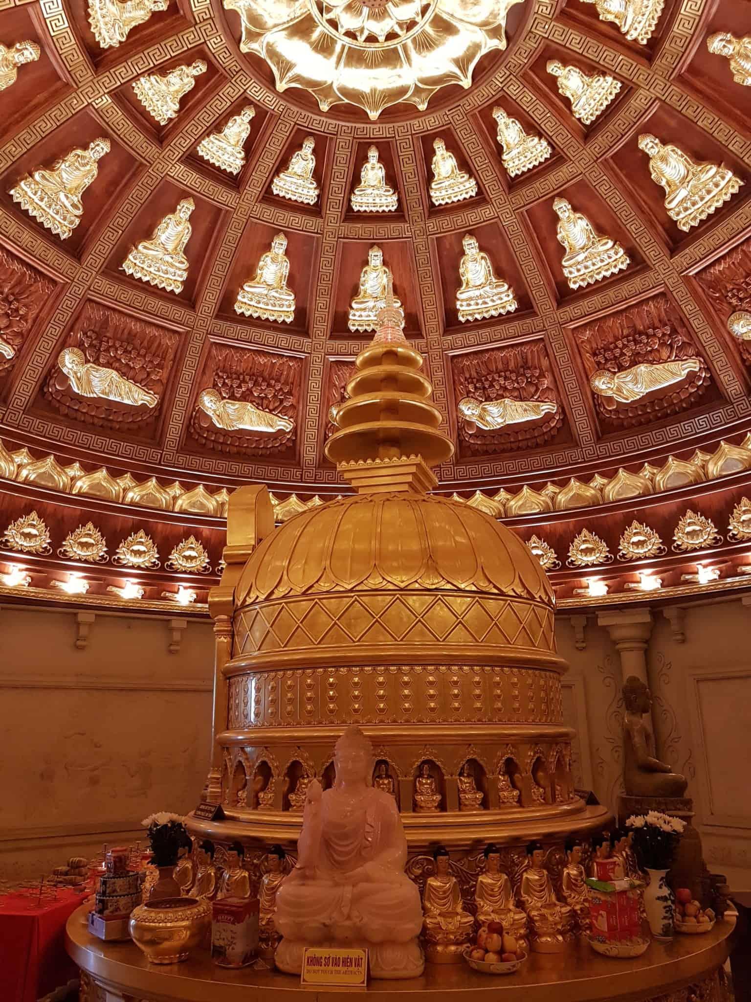 Vietnam, l'incontournable temple de Bai Dinh aux 500 statues 🛕 37