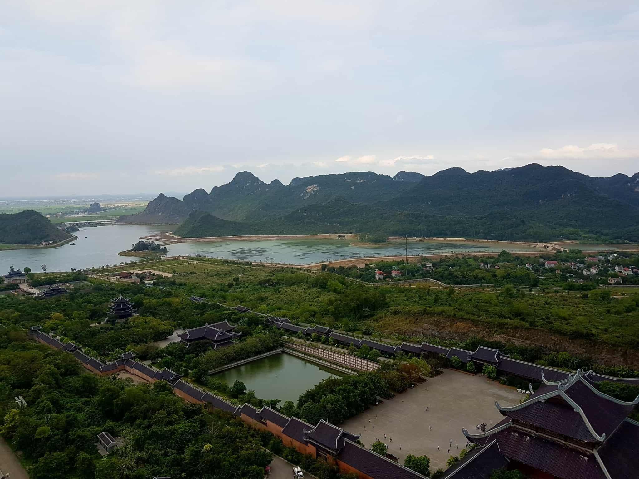 Vietnam, l'incontournable temple de Bai Dinh aux 500 statues 🛕 39